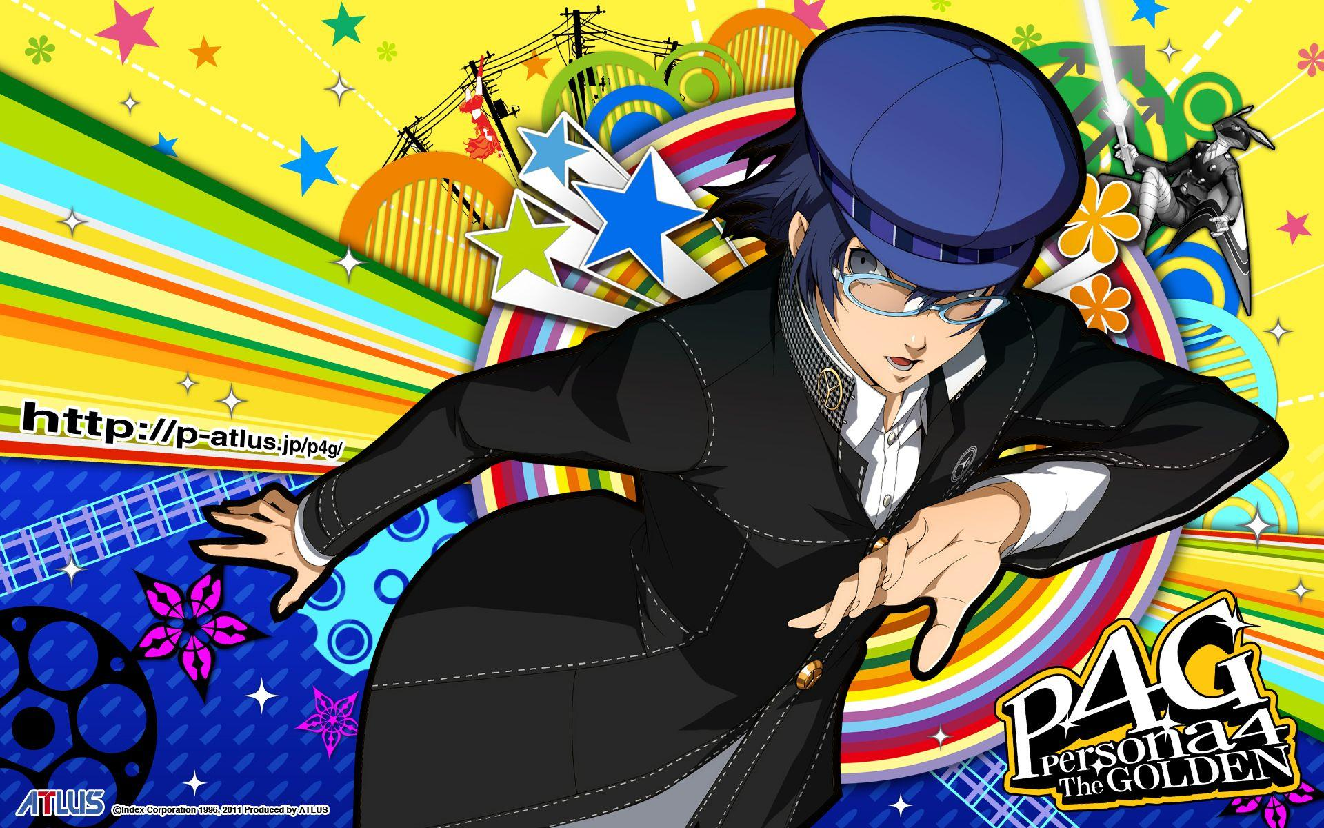 Shin Megami Tensei: PERSONA 4 Wallpapers