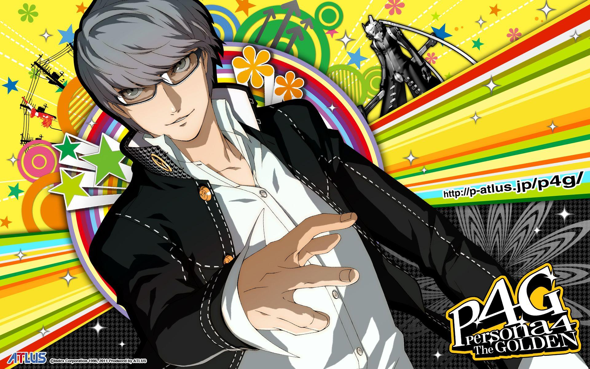 Persona 4 The Golden Wallpapers