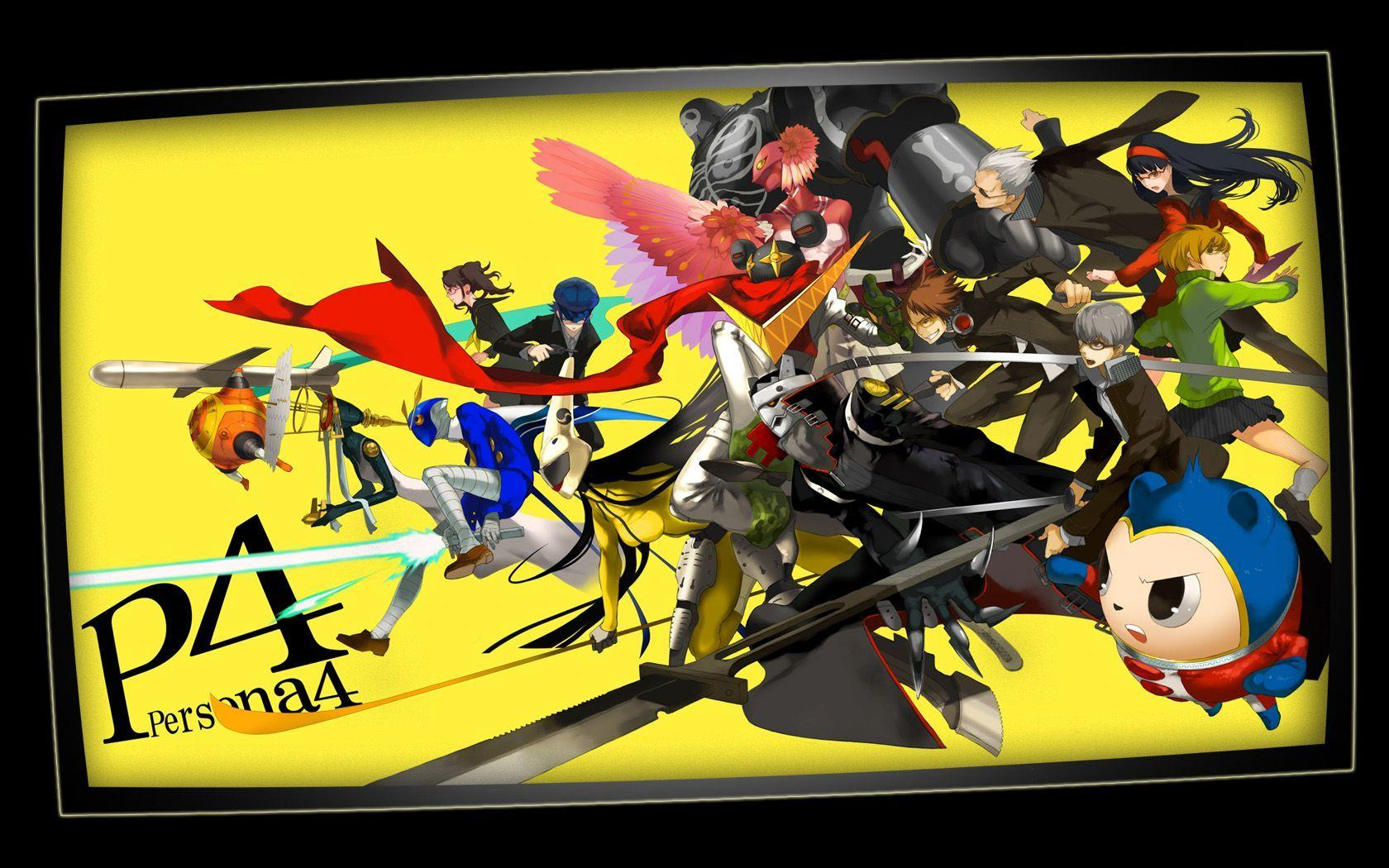 Persona 4 Wallpapers Group