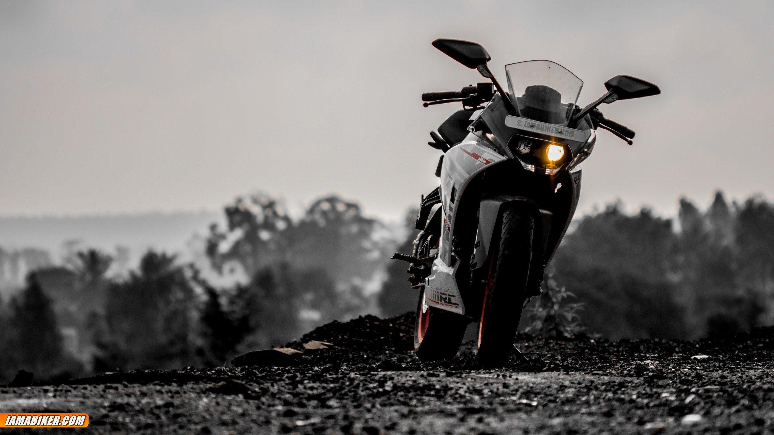 RC 390 HD wallpapers