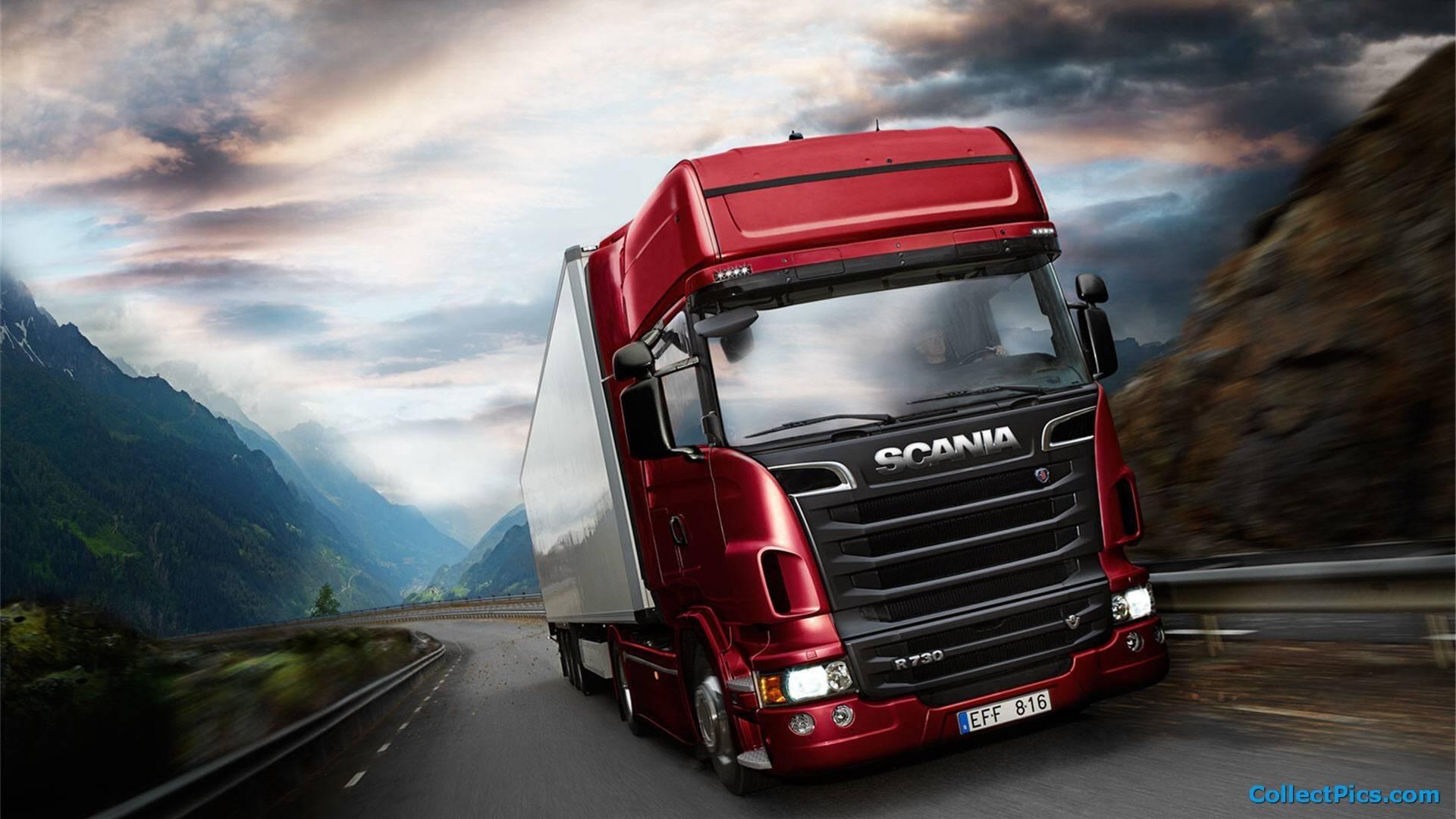 49+ Euro Truck Simulator 2 Wallpapers