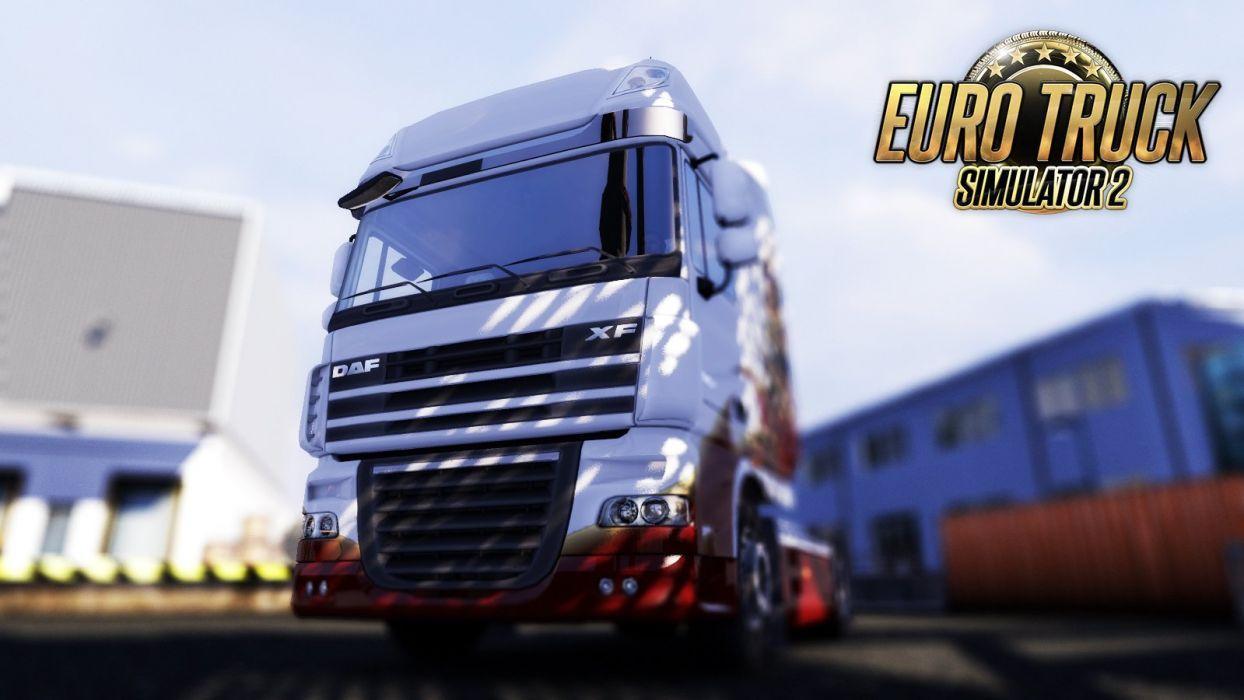 Euro Truck Simulator 2 Wallpapers - Wallpaper Cave