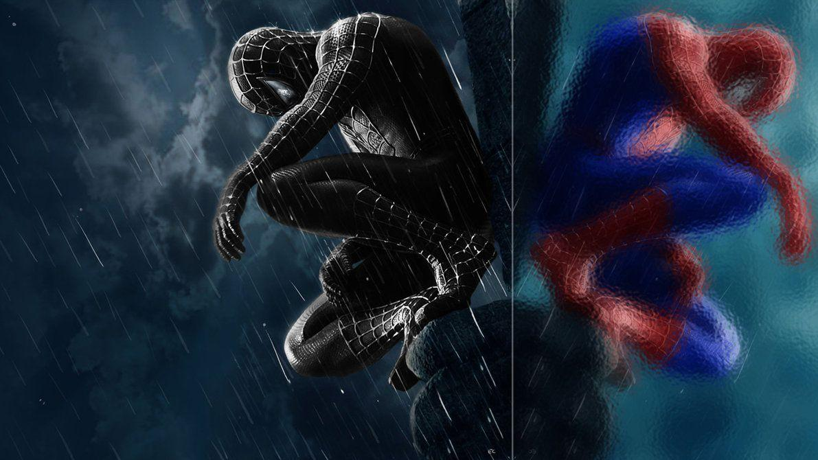 Spiderman 3 Wallpaper: Reflections