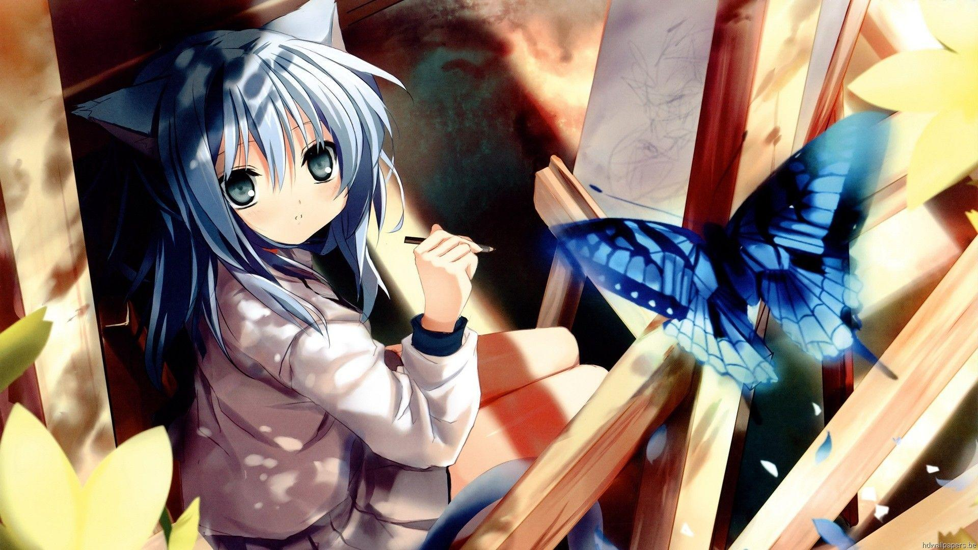 Cute Anime Wallpapers Hd Wallpaper Cave