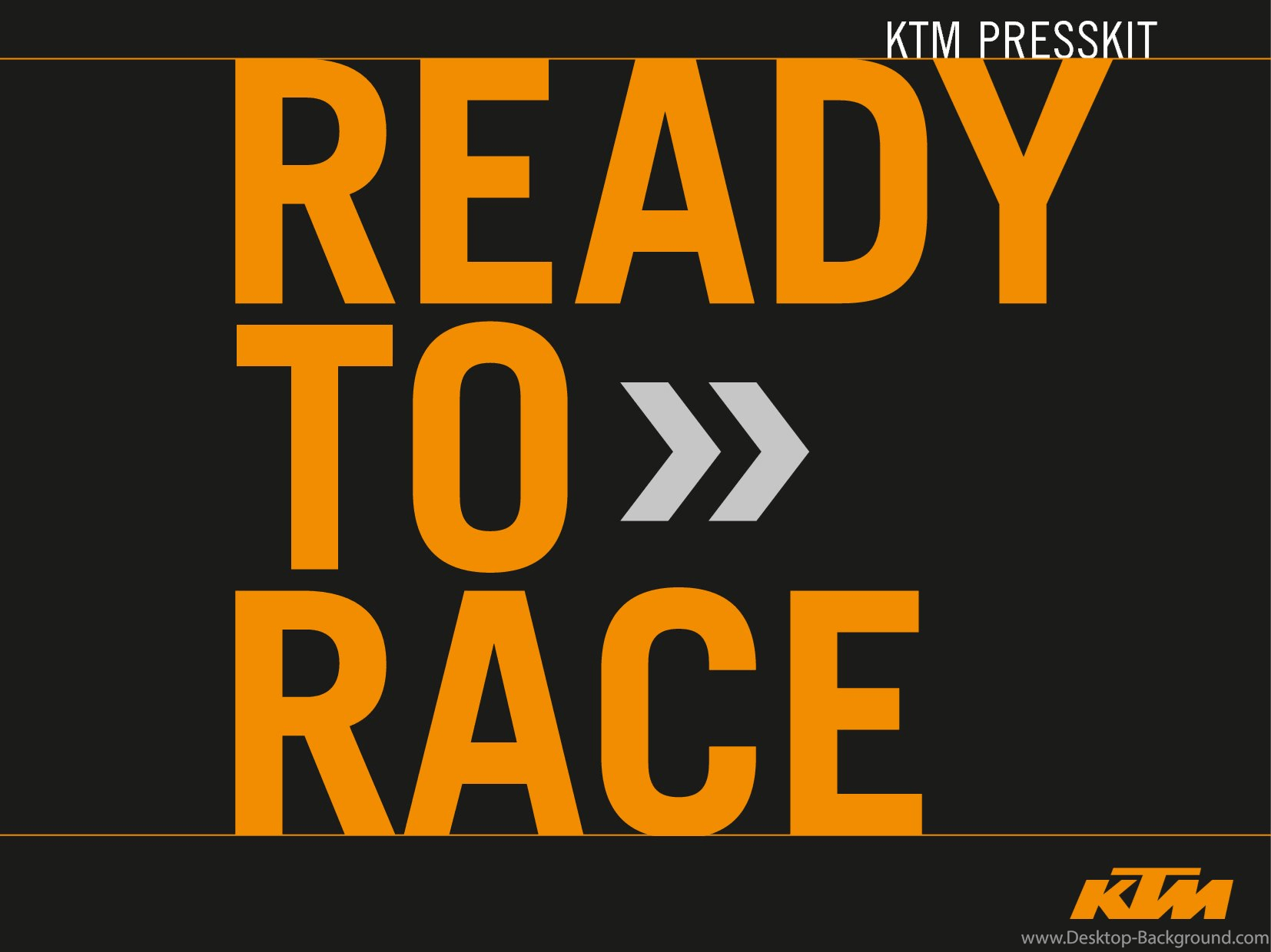 Ktm Ready To Race Logo Wallpapers