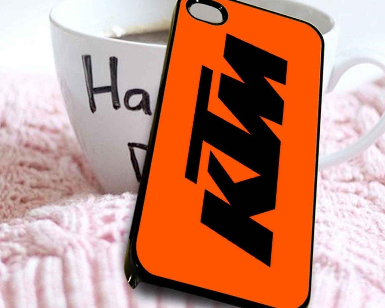 Ktm Logo Wallpapers For Iphone