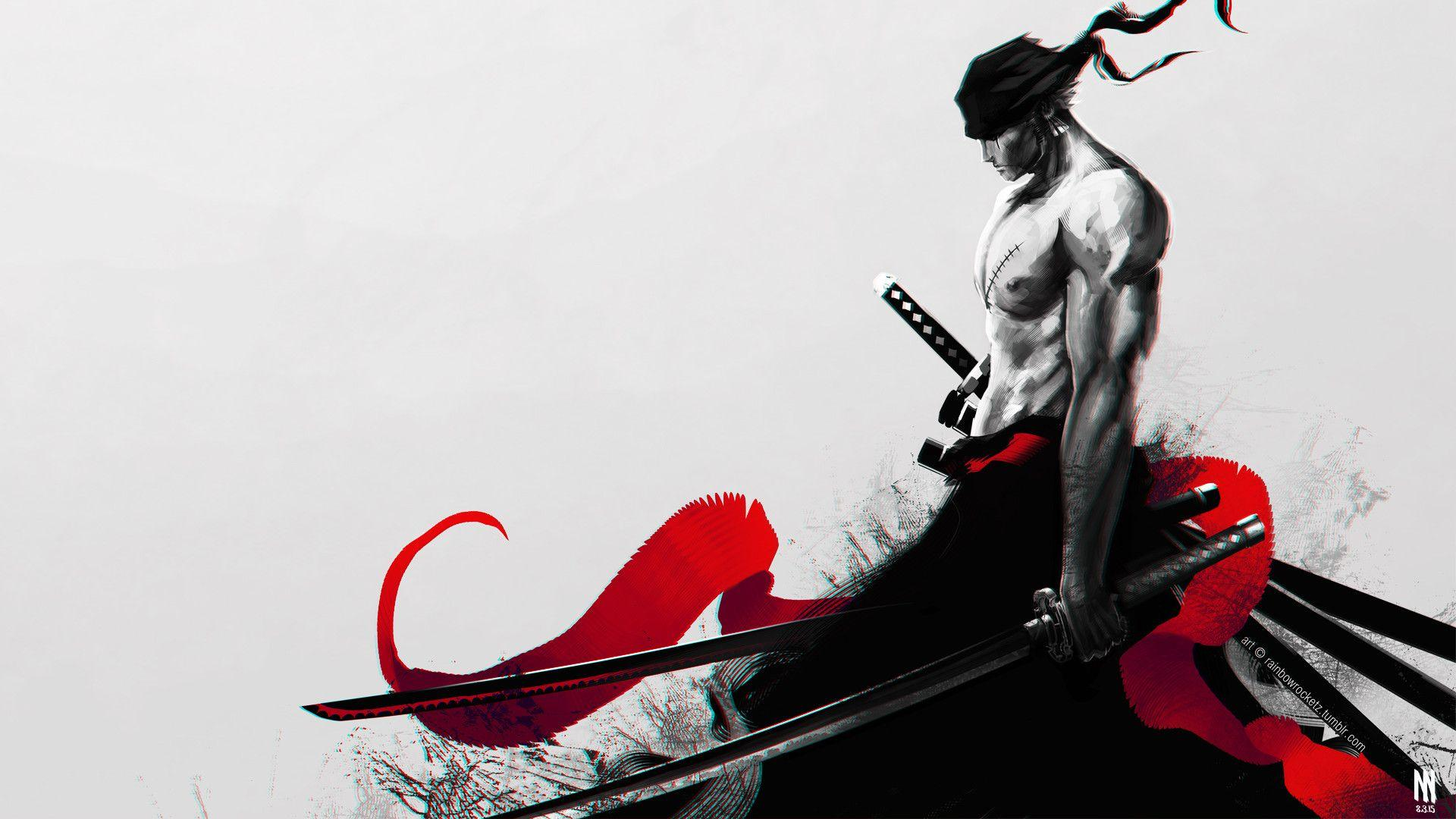 Looking for the best zoro one piece wallpaper Wallpaper One Piece Hd Zoro