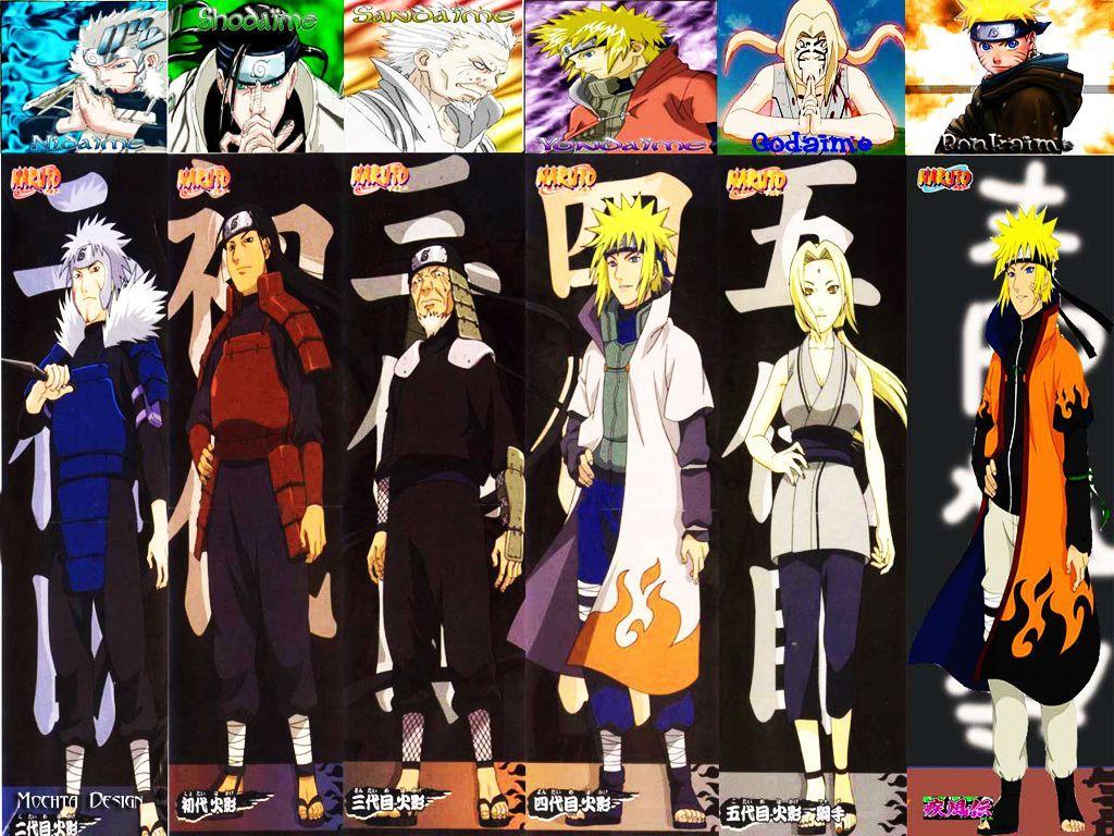 87 Gambar Naruto Hokage 7 Paling Keren