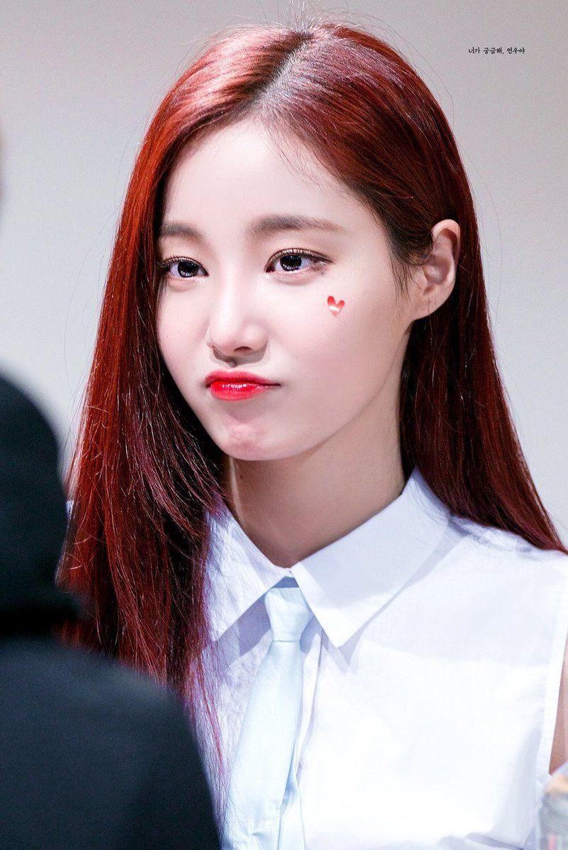 yeon woo jin eye