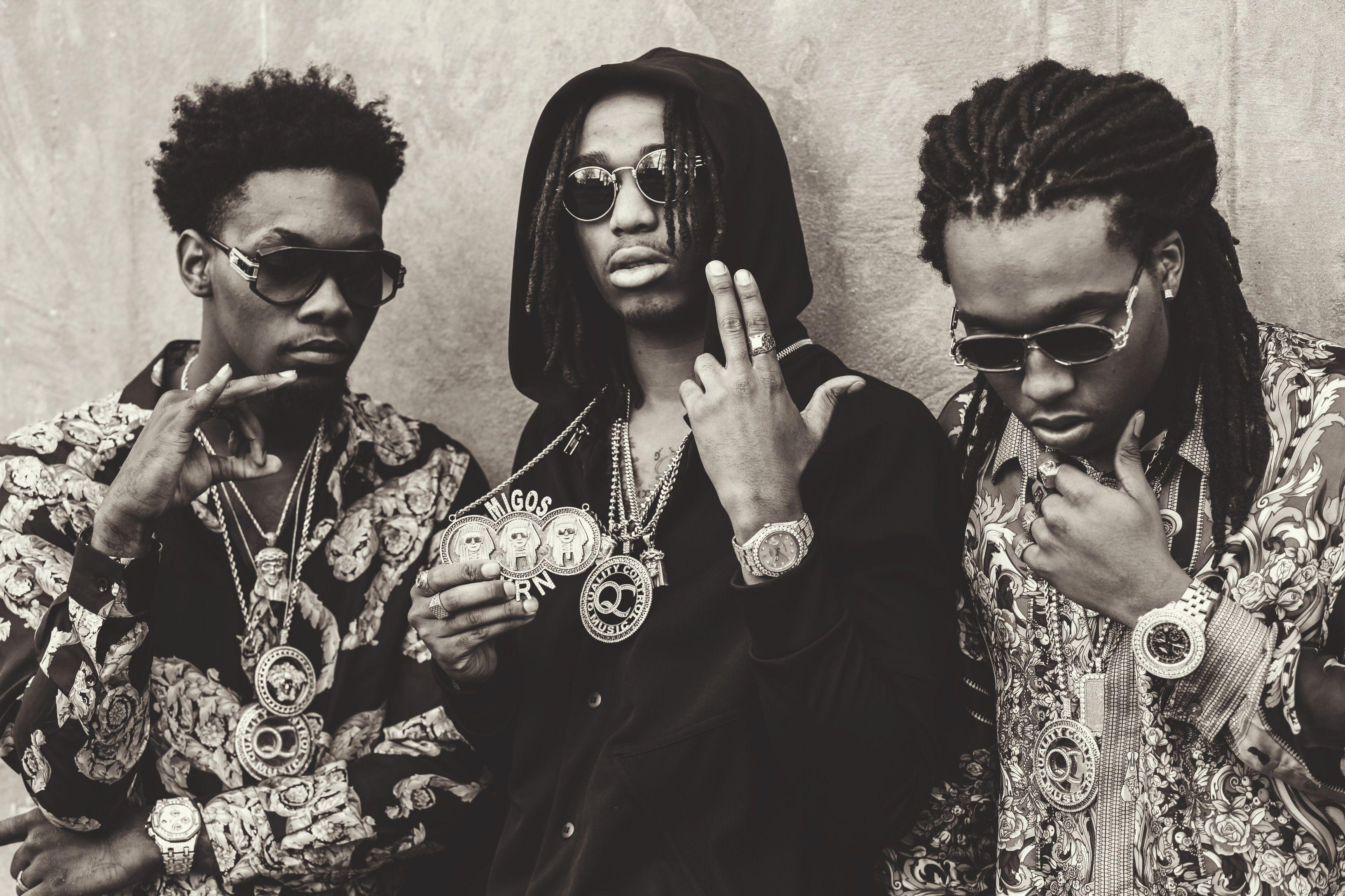 Captured. Migos from Atlanta #Quavo #Takeoff #Offset #rapper ...