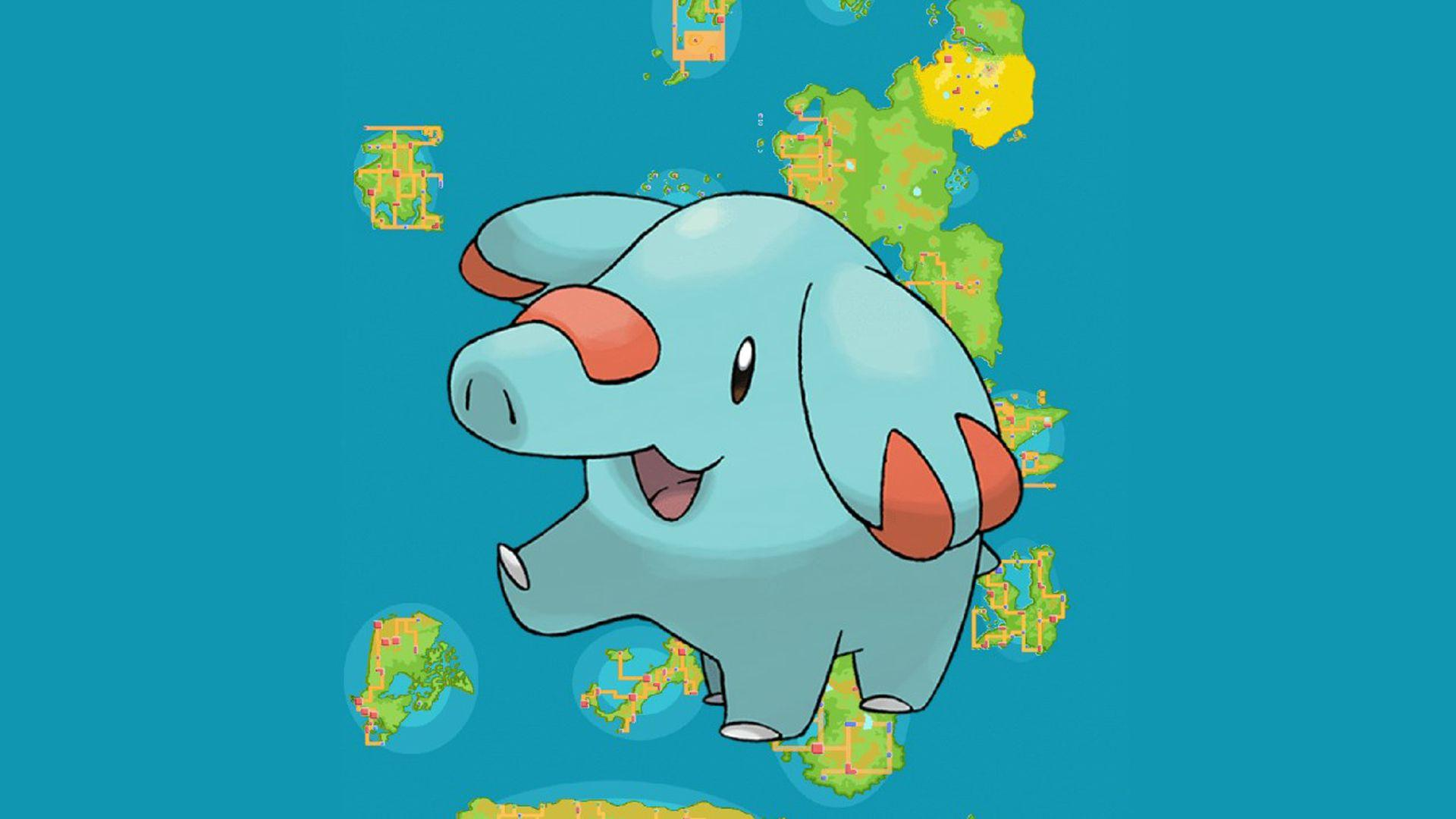 Phanpy HD