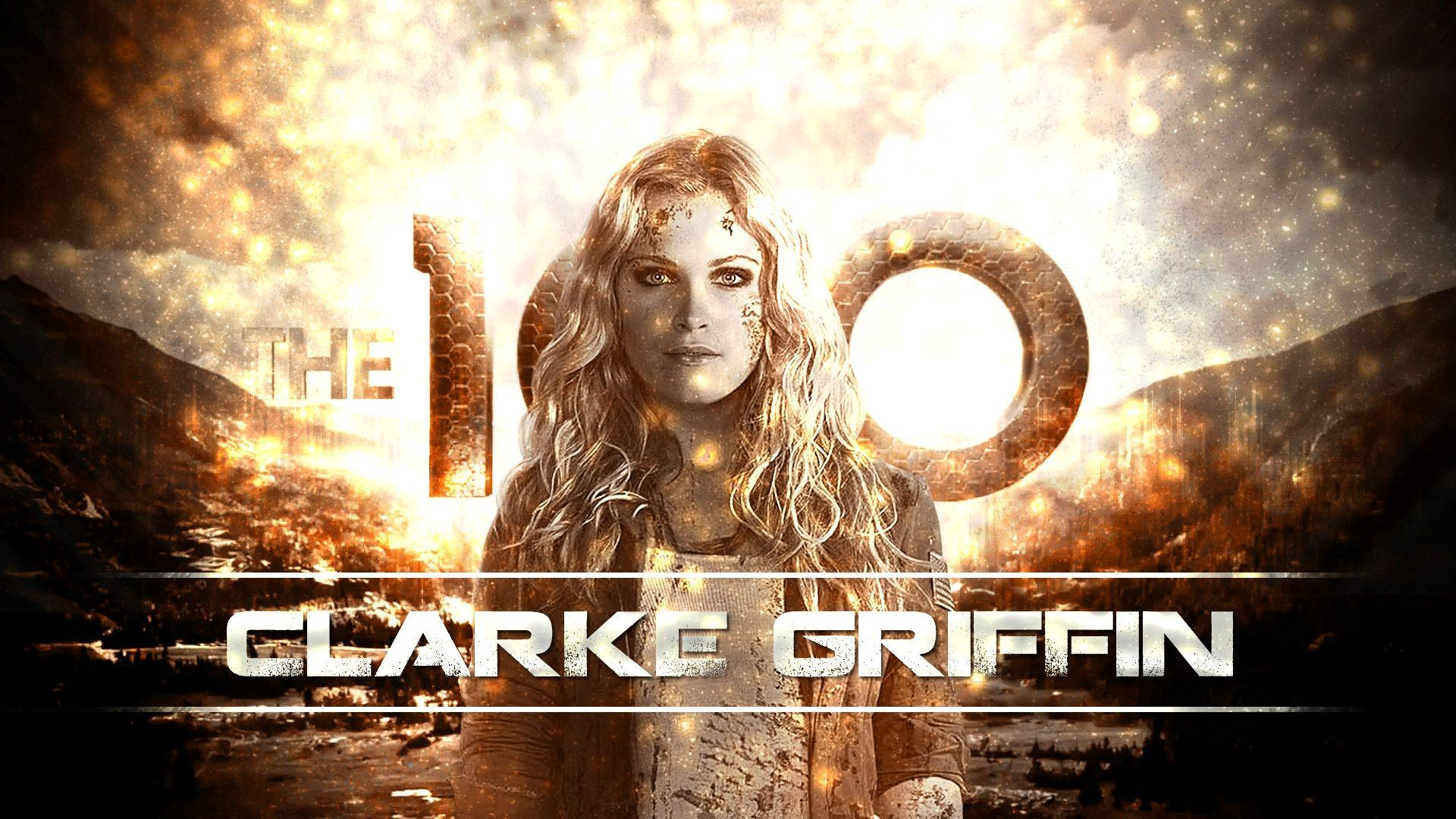 Bellamy And Clarke The 100 Wallpapers - Wallpaper Cave