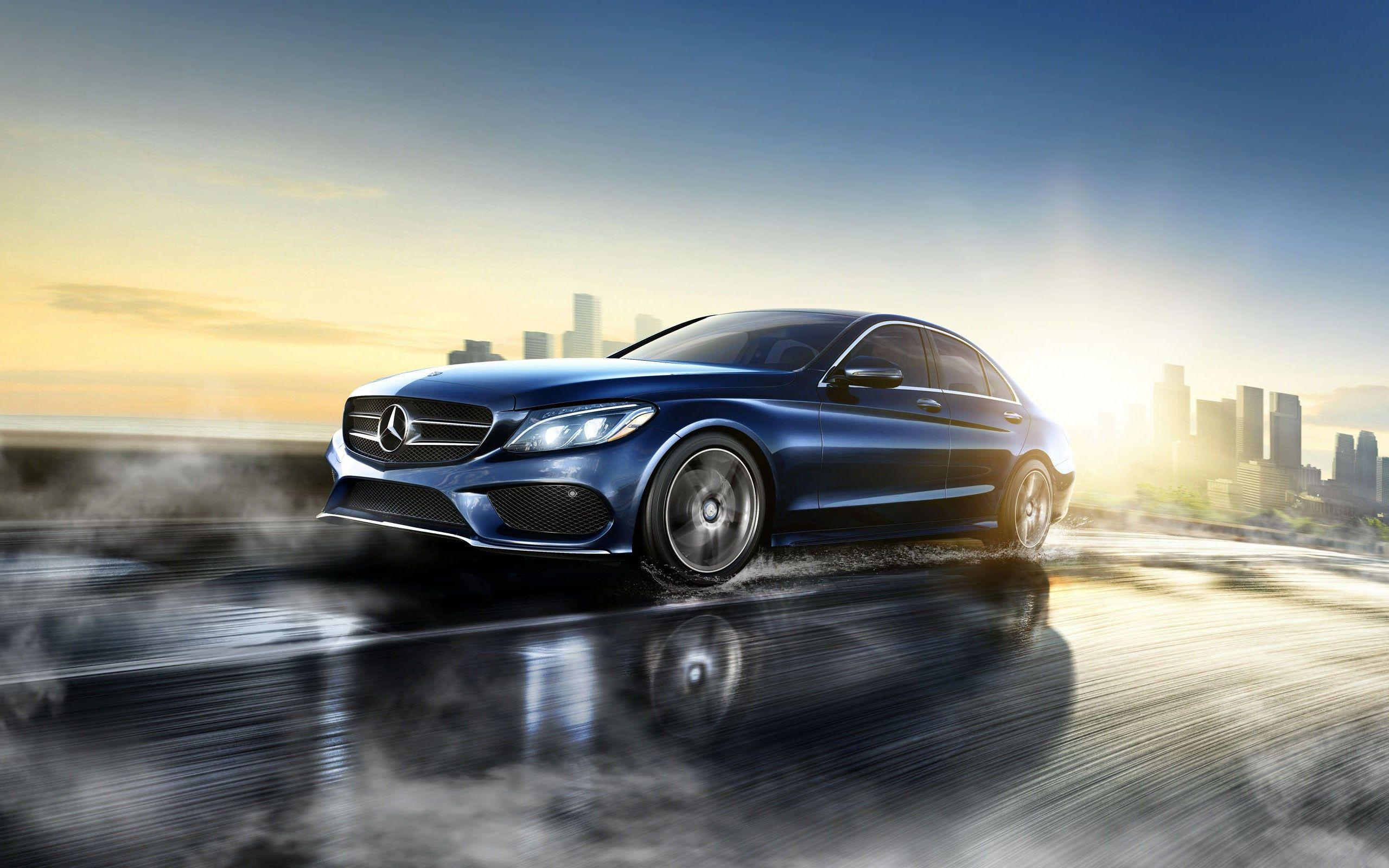 Mercedes C-Class Wallpapers