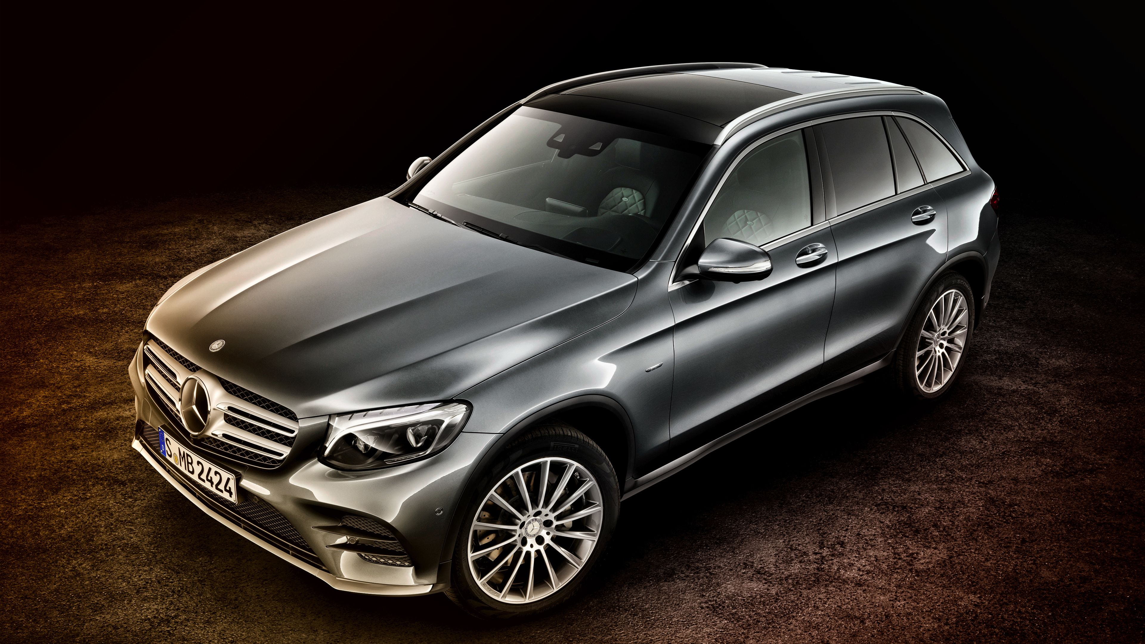 2015 Mercedes Benz GLC 350 Wallpapers
