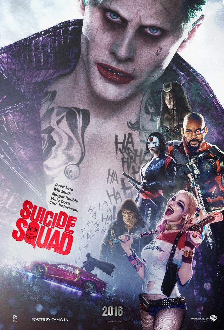 Deadshot Will Smith Suicide Squad Wallpapers Wallpaper Cave