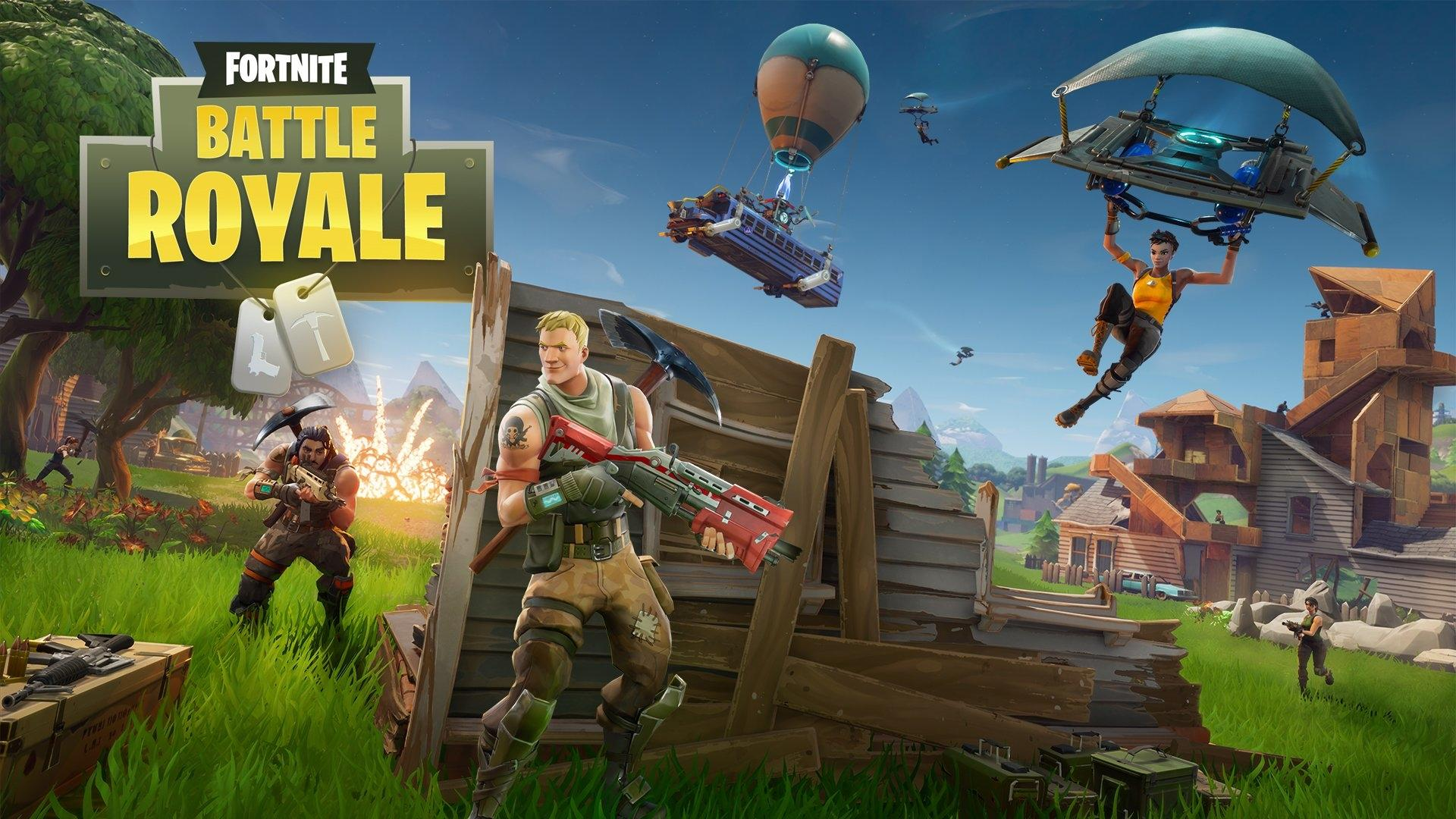 PUBG' studio isn't happy about 'Fortnite: Battle Royale'