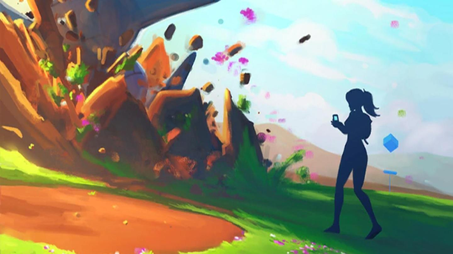 Now You Can Download Pokemon Go's Artistic Loading Screens