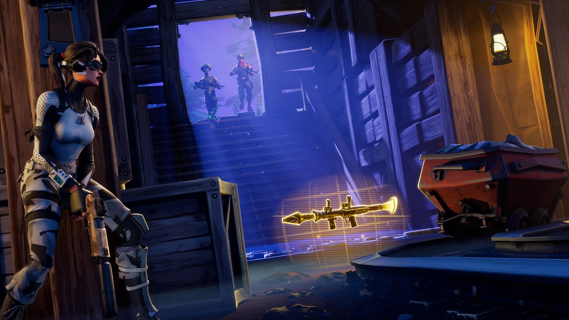 Fortnite V.2.2.0 Patch Brings Changes to Battle Royale and Save The