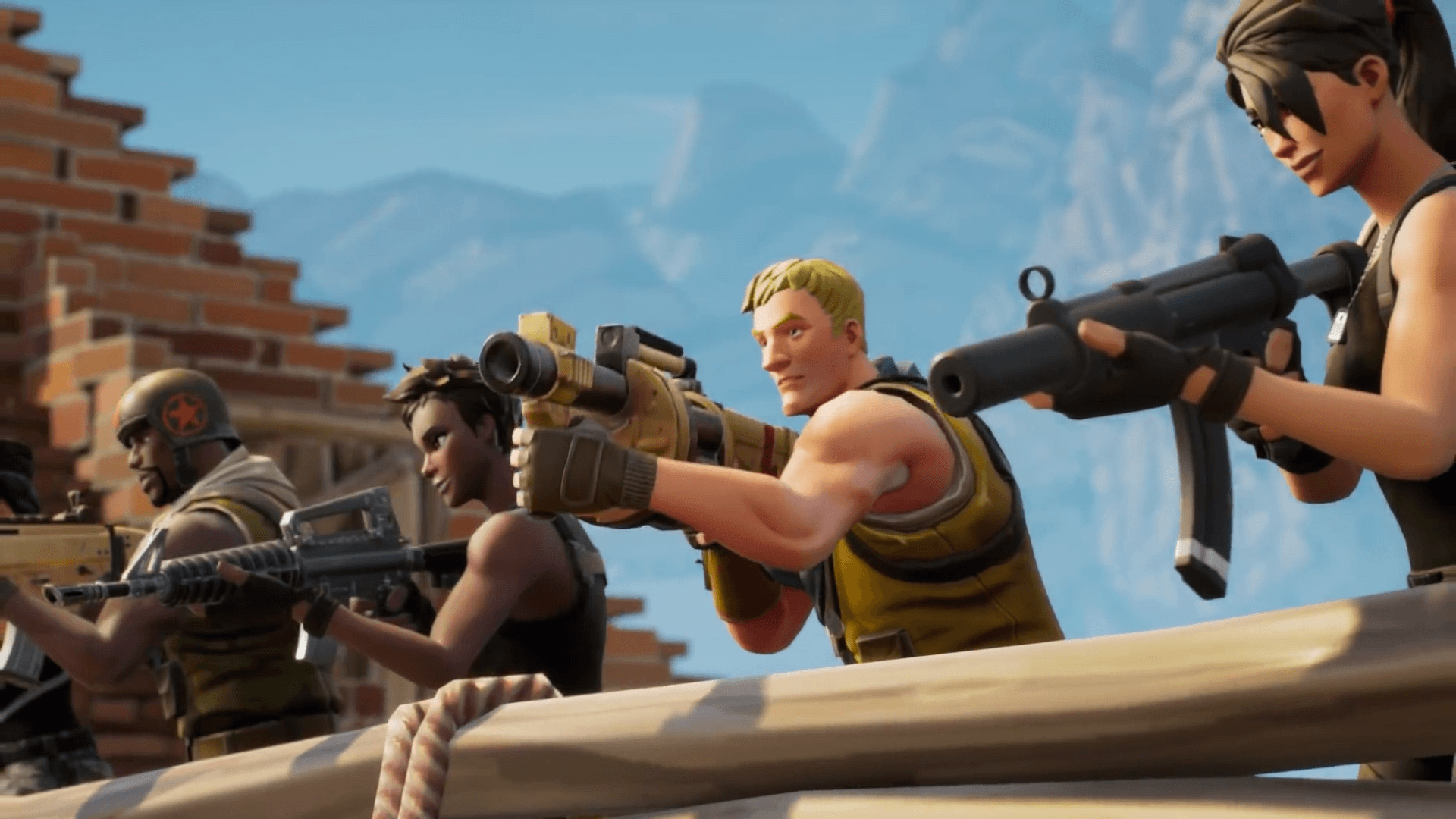 Fortnite Resolution Issue Is Affecting PS4 And Xbox One; Blitz Mode
