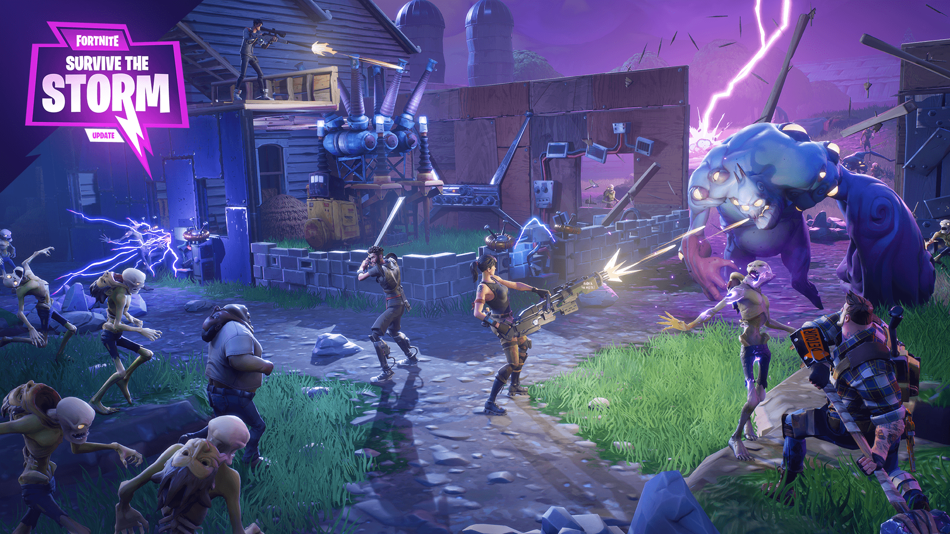 Survive the Storm changelog! – Fortnite.info