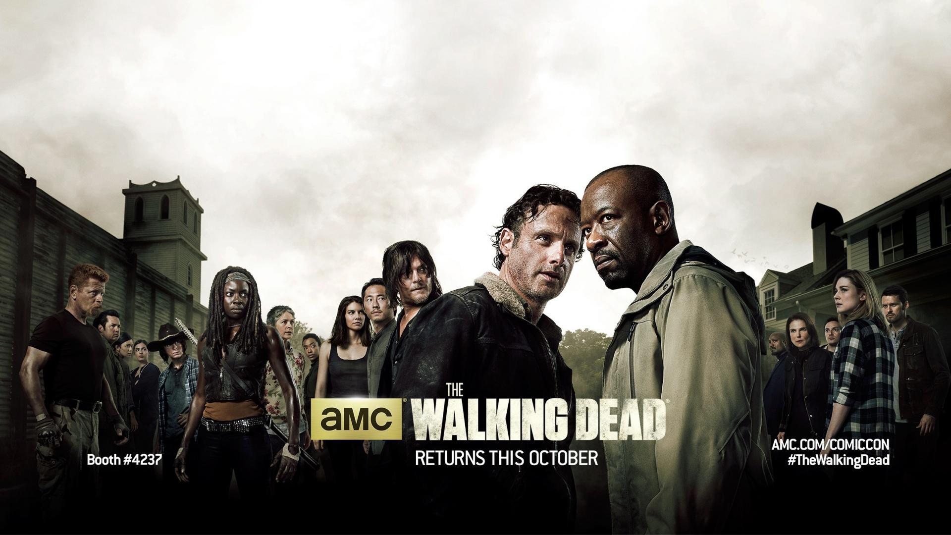 Walking Dead Desktop Wallpaper Season 5 65328 Loadtve