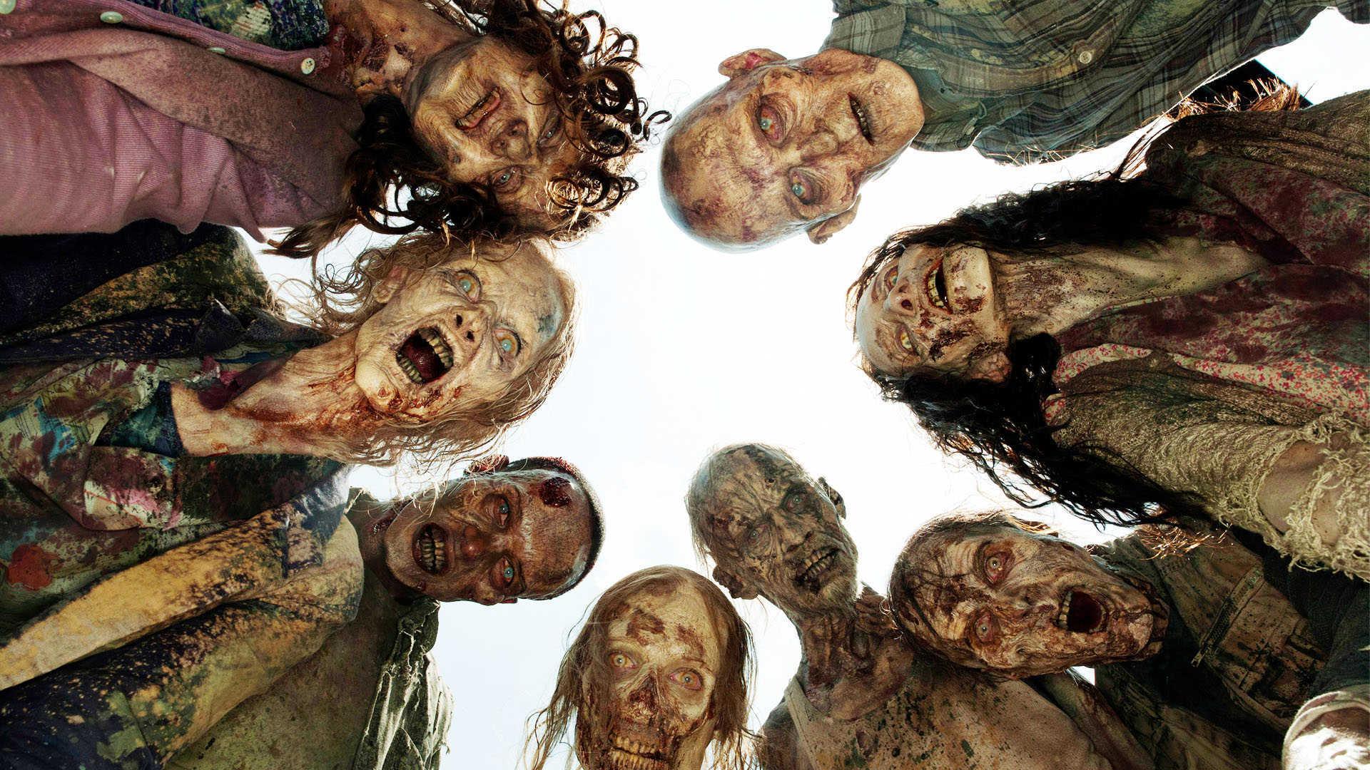 Walking Dead Season 9 Wallpapers Wallpaper Cave