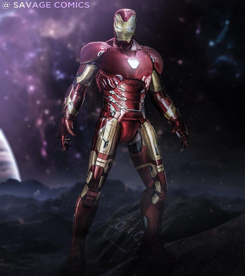 Iron Man Infinity War Wallpapers - Wallpaper Cave