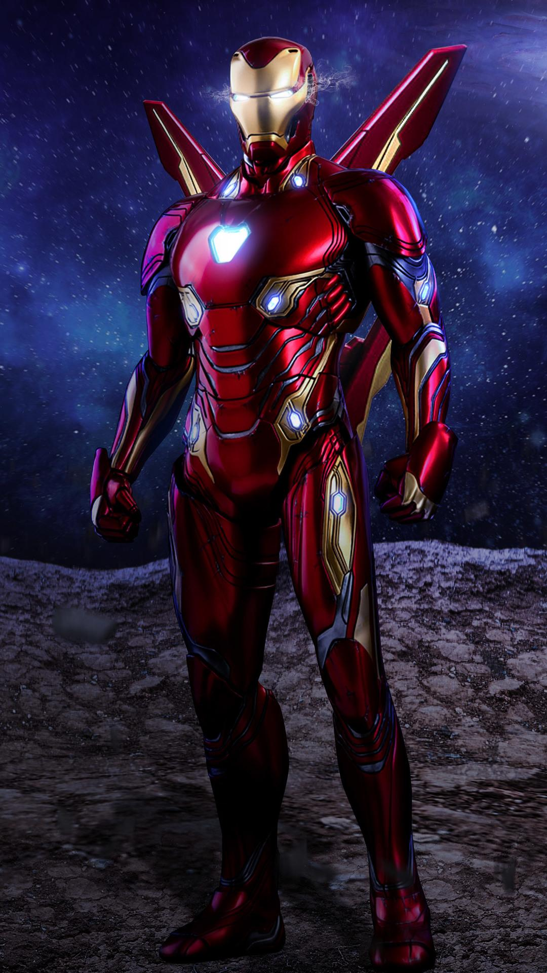 Iron Man Infinity War Wallpapers Wallpaper Cave