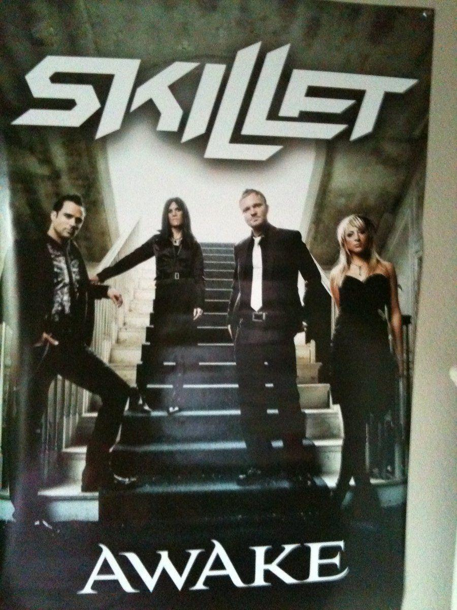Skillet Wallpapers Group 70