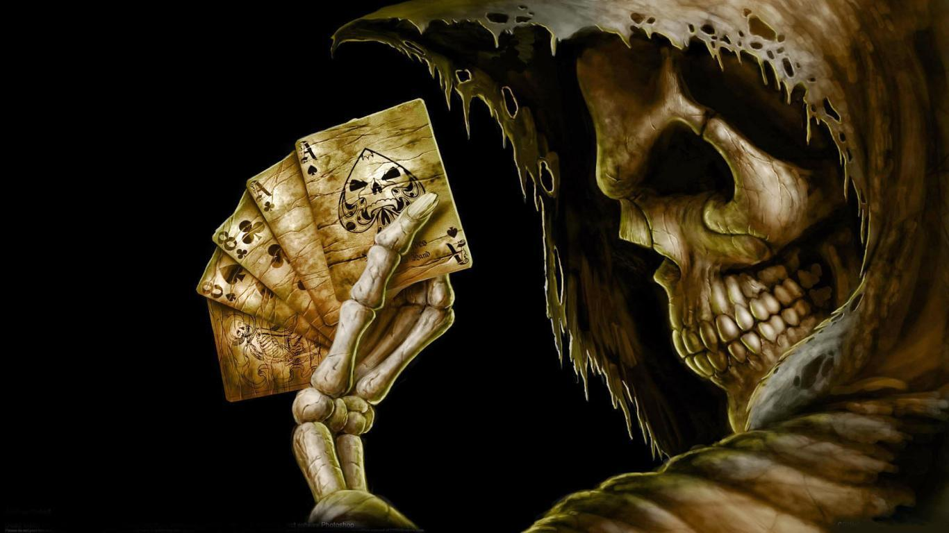 3d Skeleton Wallpapers Wallpaper Cave
