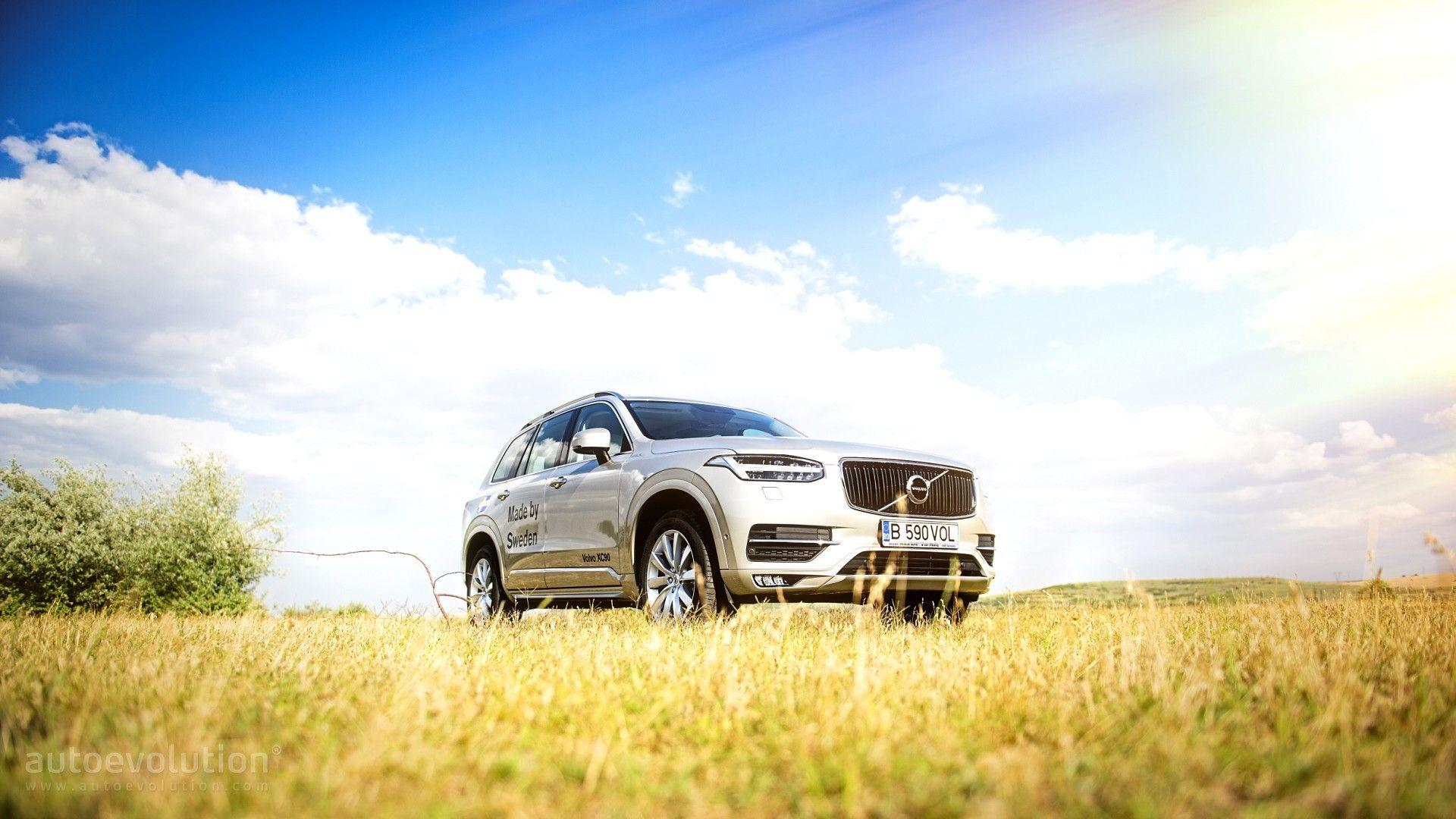 2016 Volvo XC90 HD Wallpapers: Thor 2.0 - autoevolution