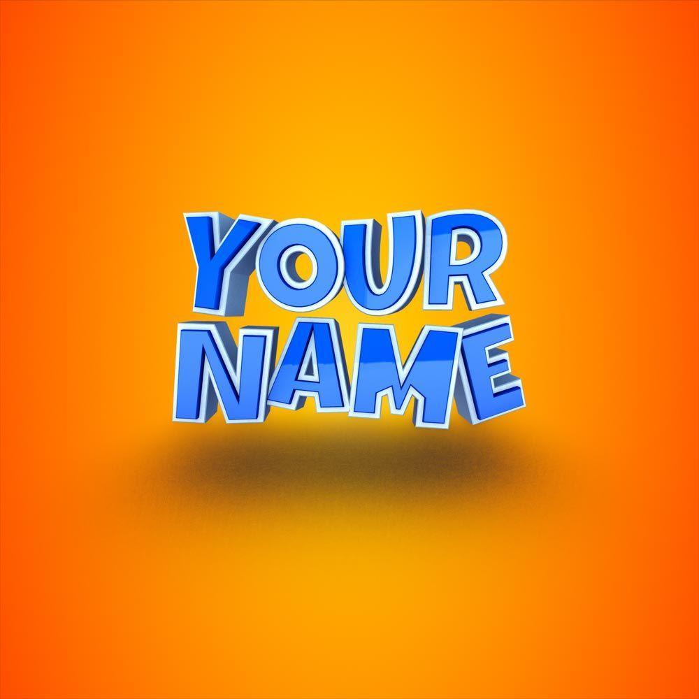 3d Name Wallpapers Creator