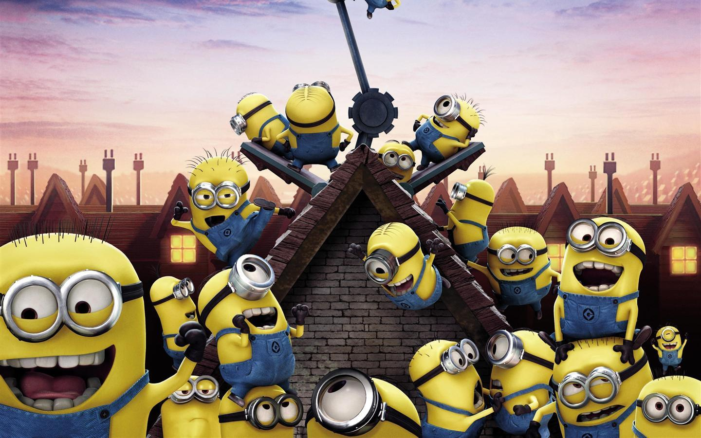 Minions Wallpapers Hd Wallpaper Cave