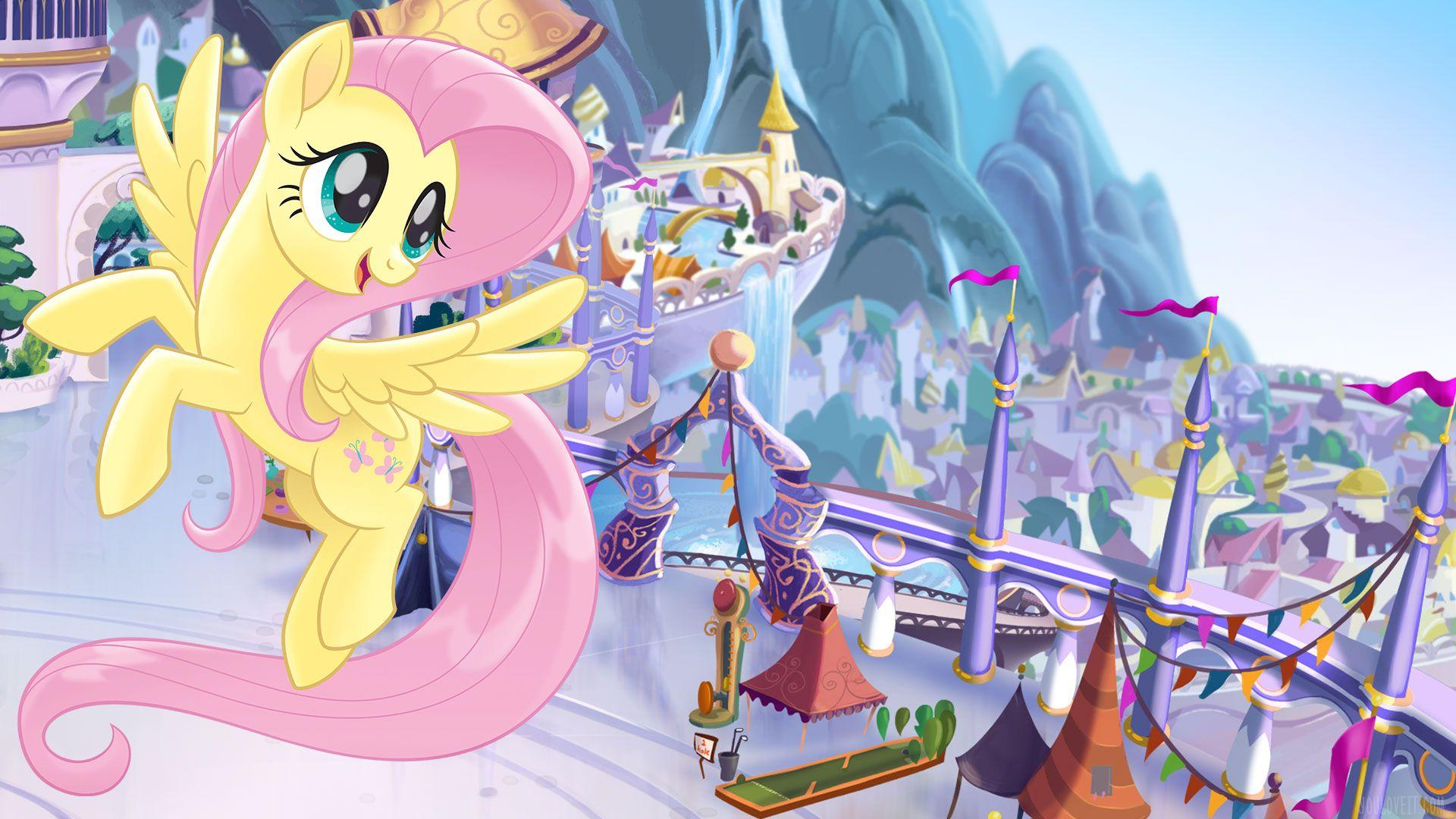 My Little Pony Wallpapers Wallpaper Cave