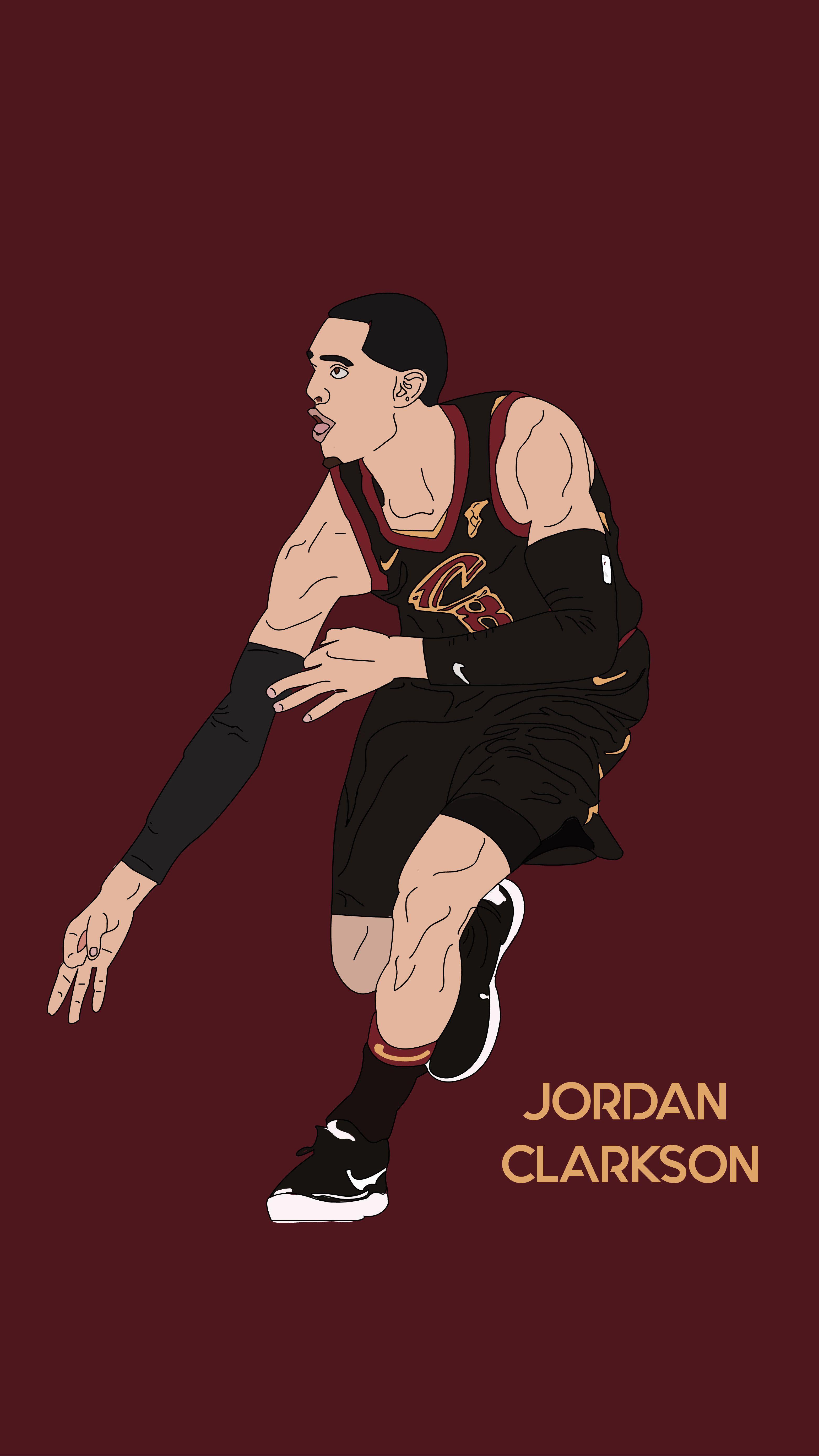Jordan Cartoon Wallpapers Wallpaper Cave