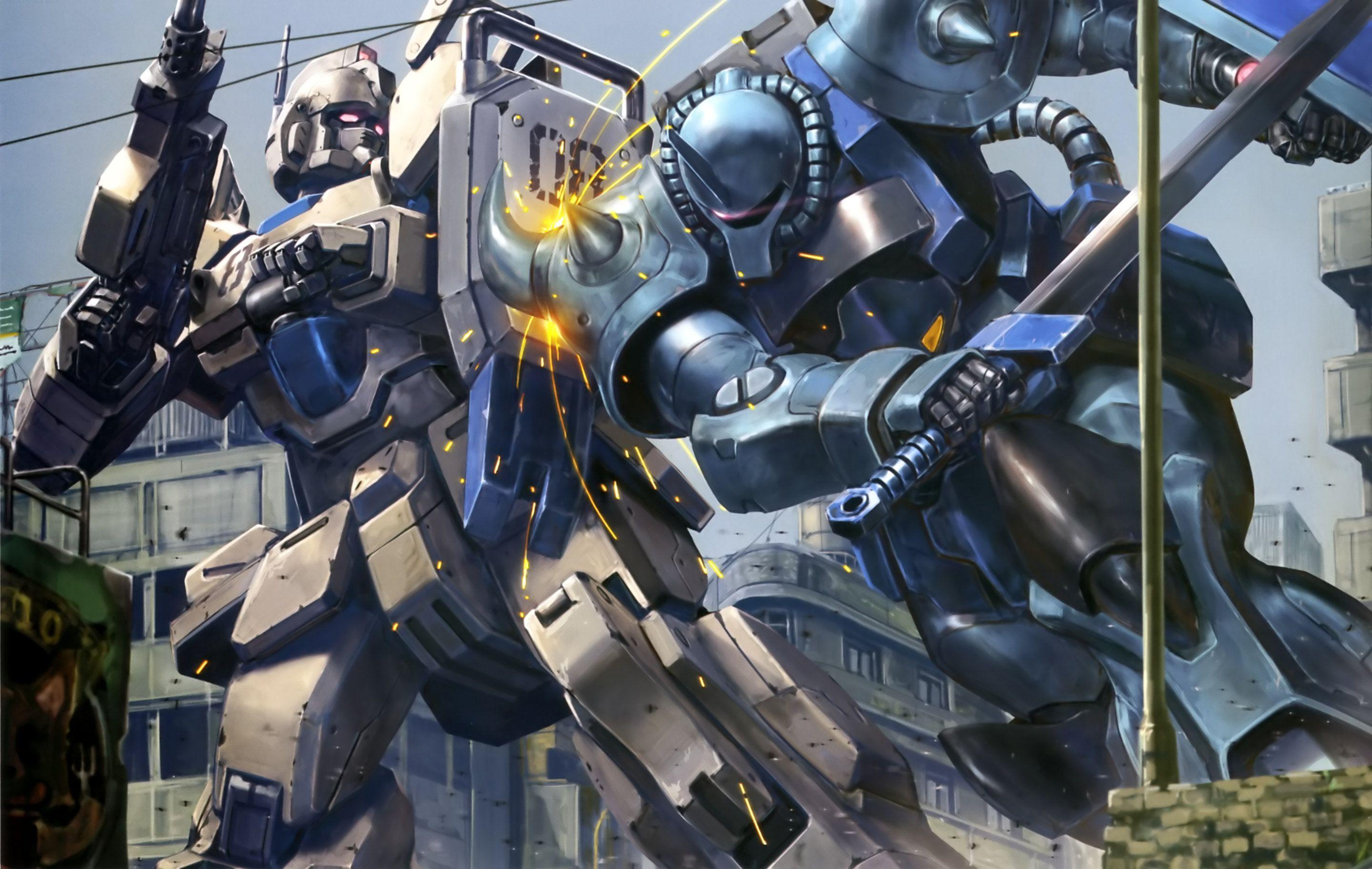 Wallpapers Gundam - Wallpaper Cave