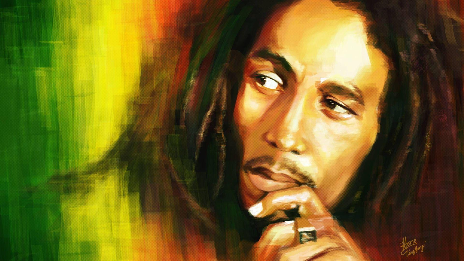 Bob Marley Hd Wallpapers 1080p Wallpaper Cave