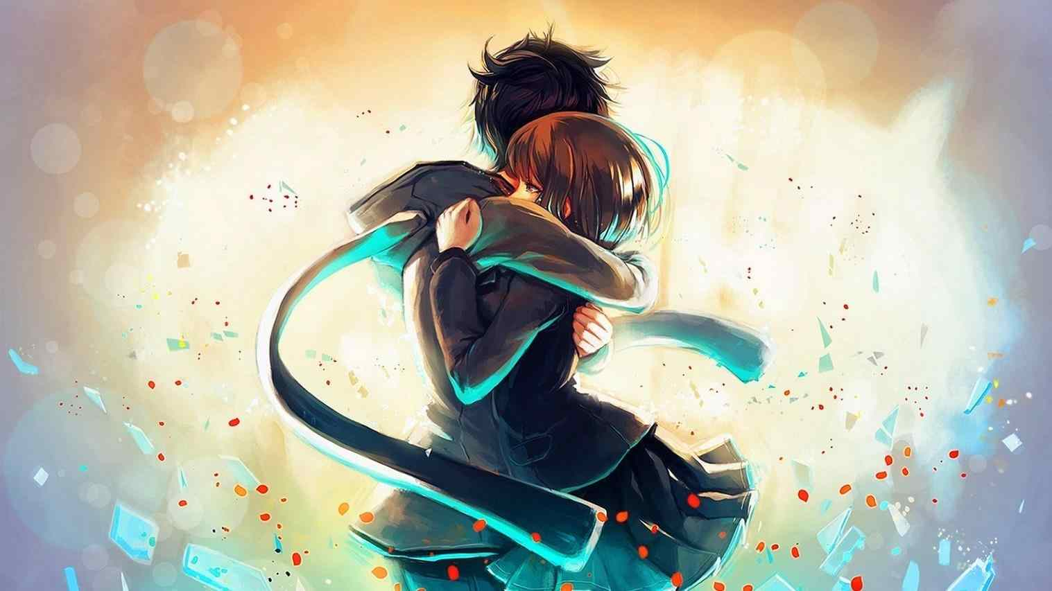 Anime Romance Backgrounds Wallpaper Cave