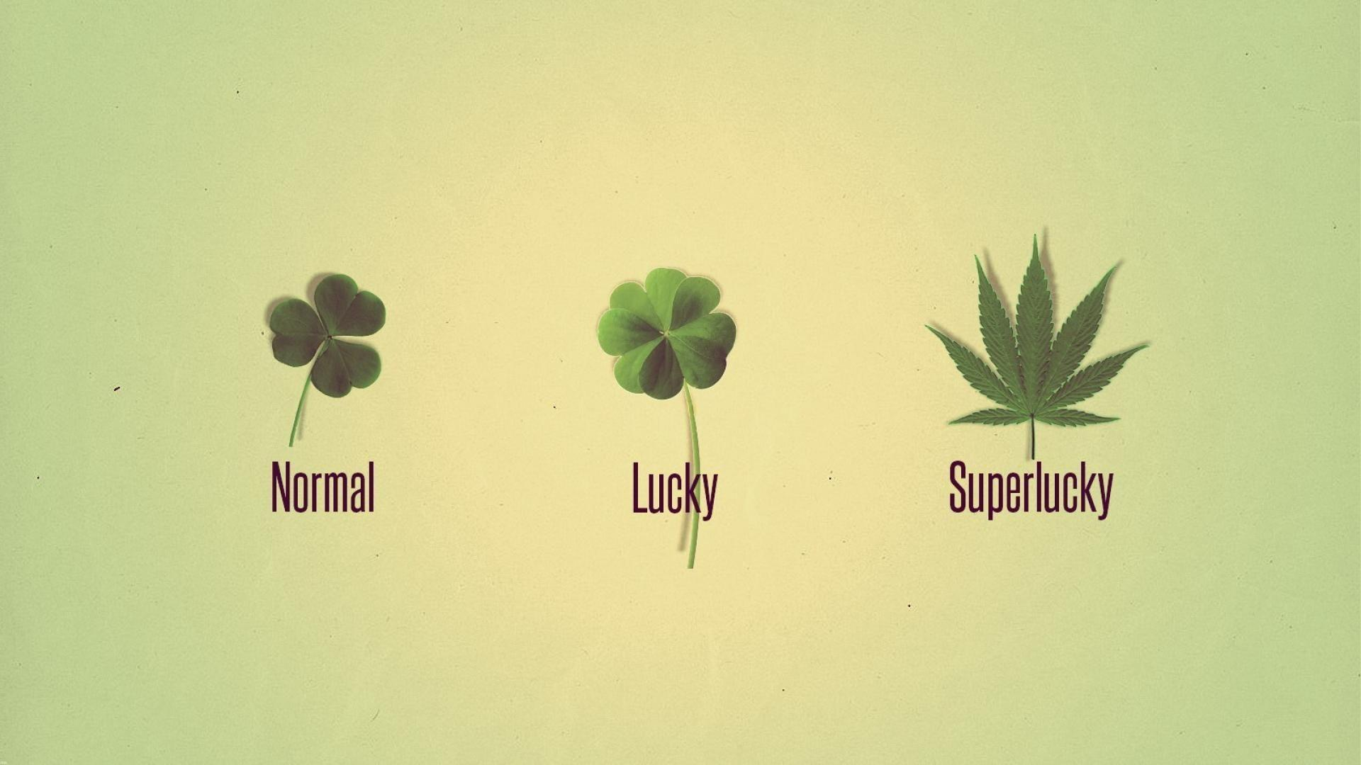 Marijuana lucky wallpapers
