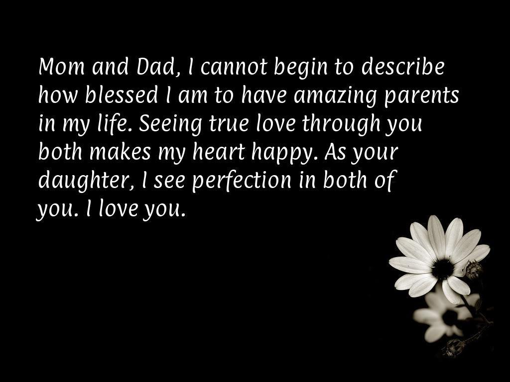 I Love My Mom And Dad Wallpapers Hd Wallpaper Cave
