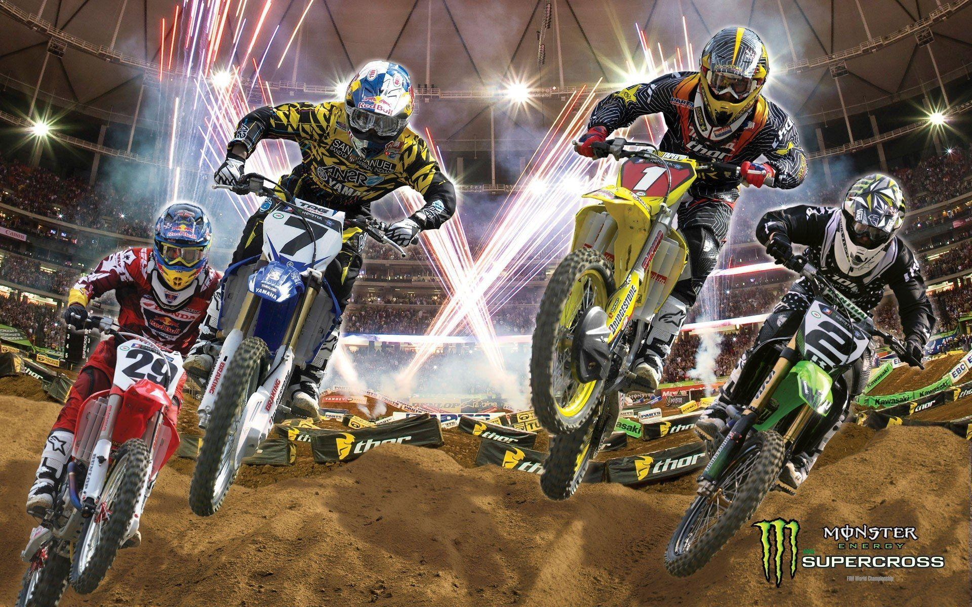 112 Motocross HD Wallpapers