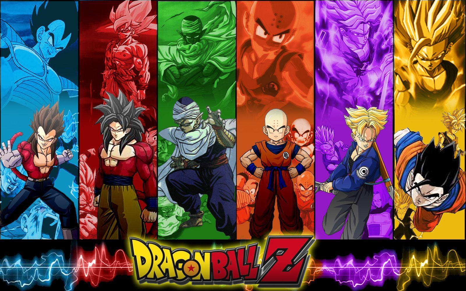 Hd Dragon Ball Z Wallpapers Wallpaper Cave