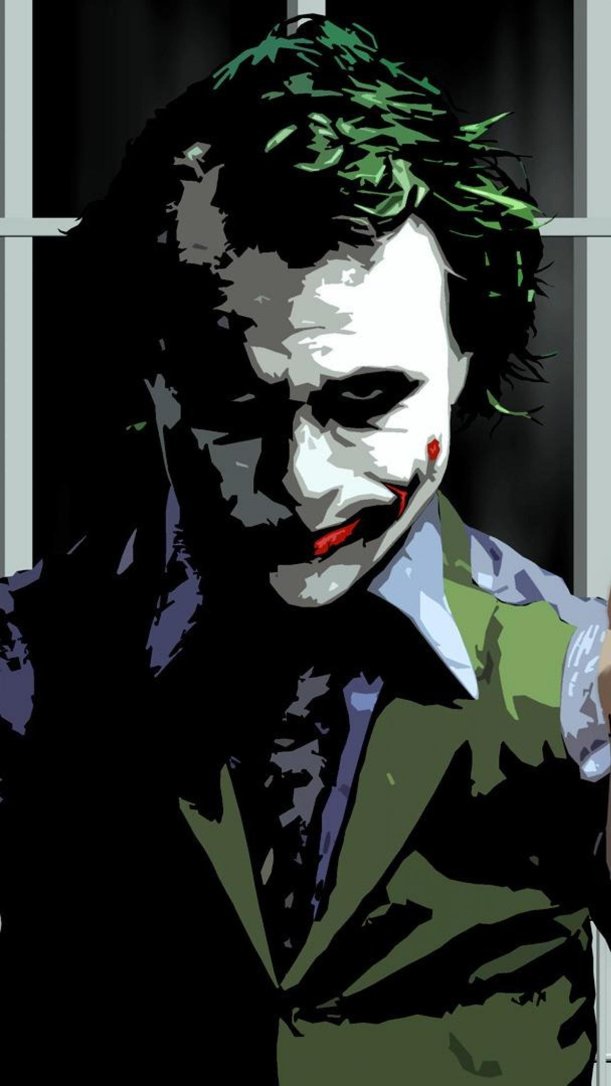 Joker, why so serious? by BuiltToFail.