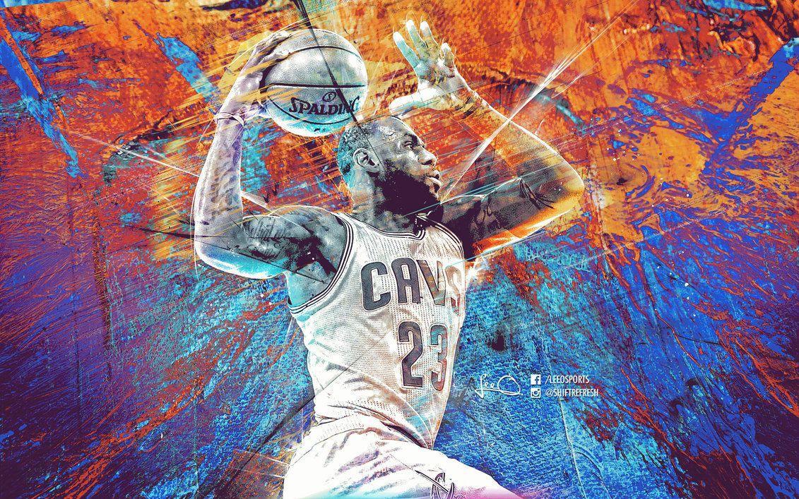Coolest Lebron James Wallpaper