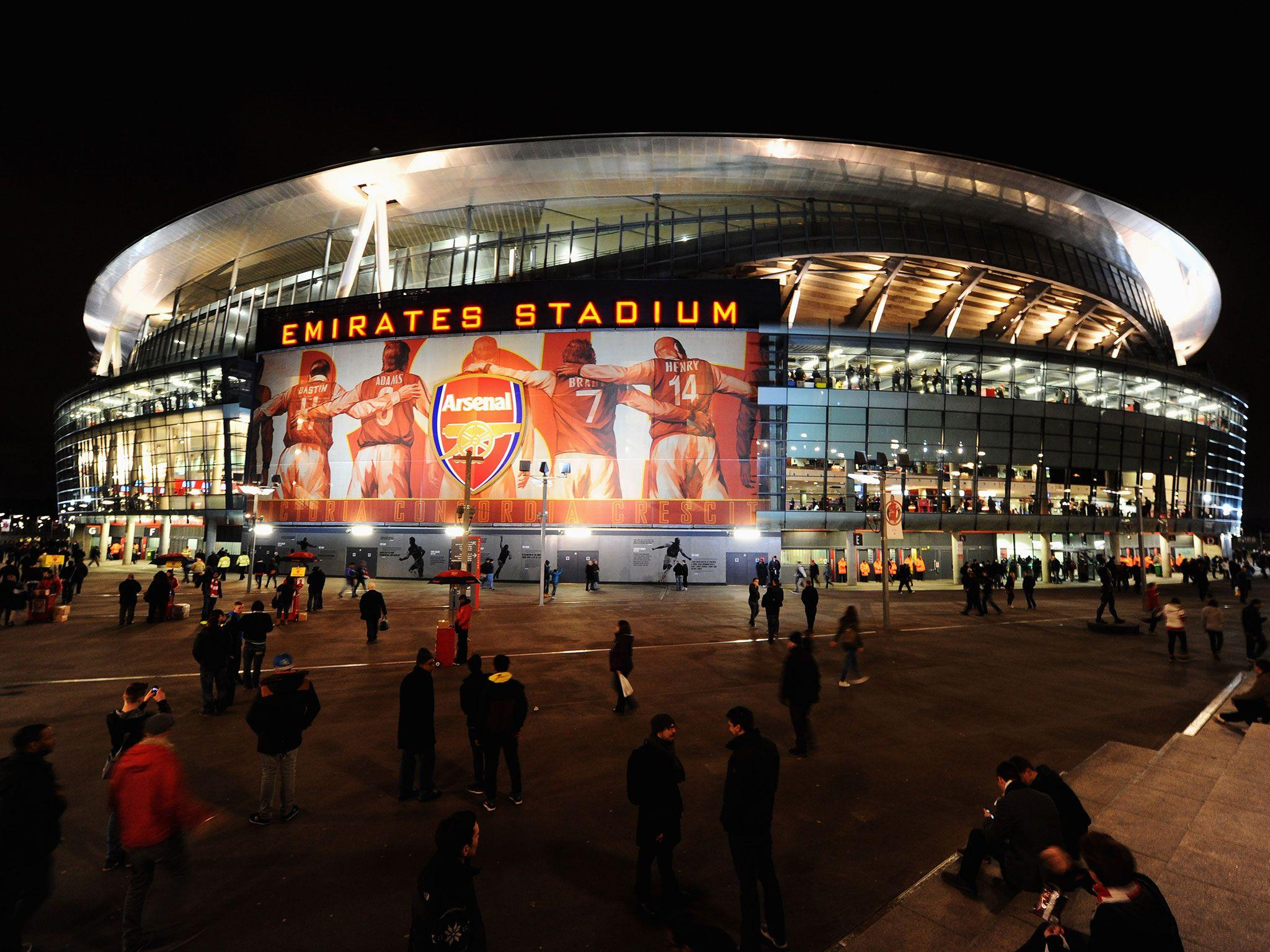 Arsenal Wallpapers Emirates Stadium Wallpaper Cave