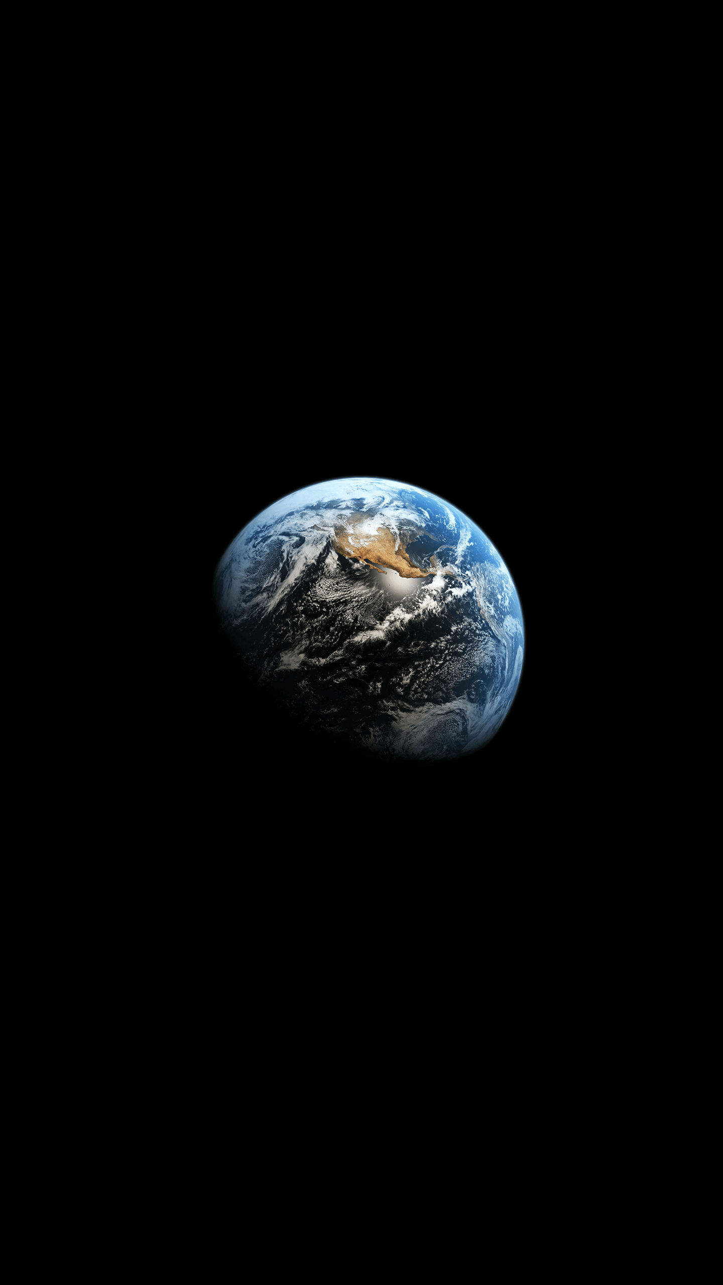 Samsung Galaxy S7 Wallpaper Earth 1440x2560p HD