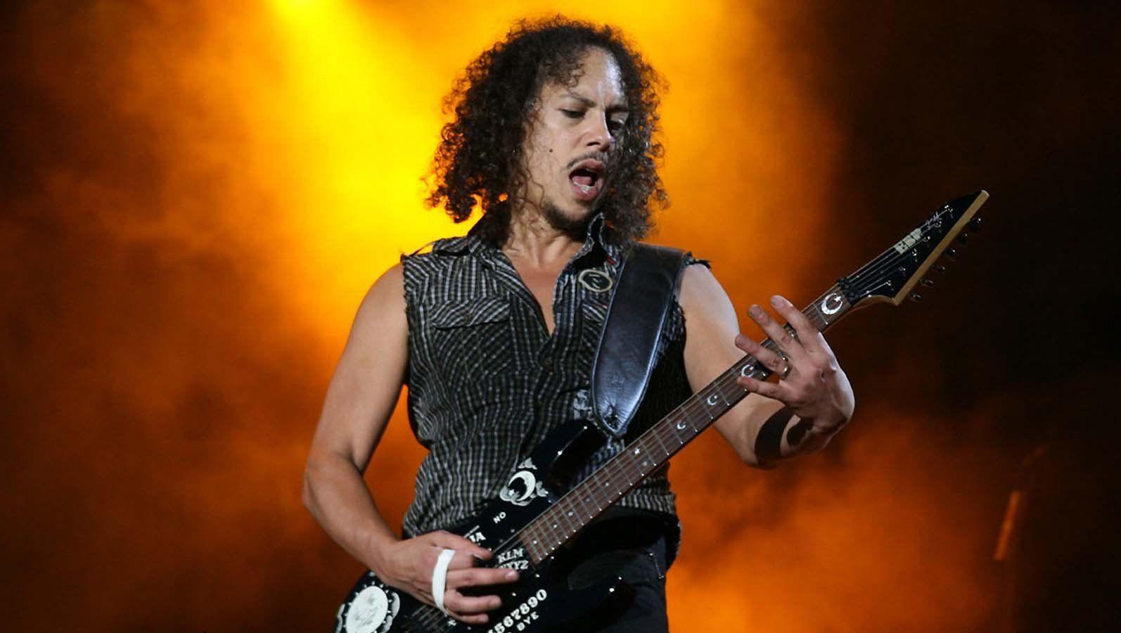 Metallica's hammett rejects popularity polls