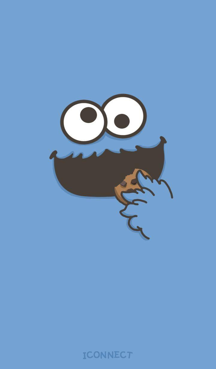 Cookie Monster Wallpapers Wallpaper Cave