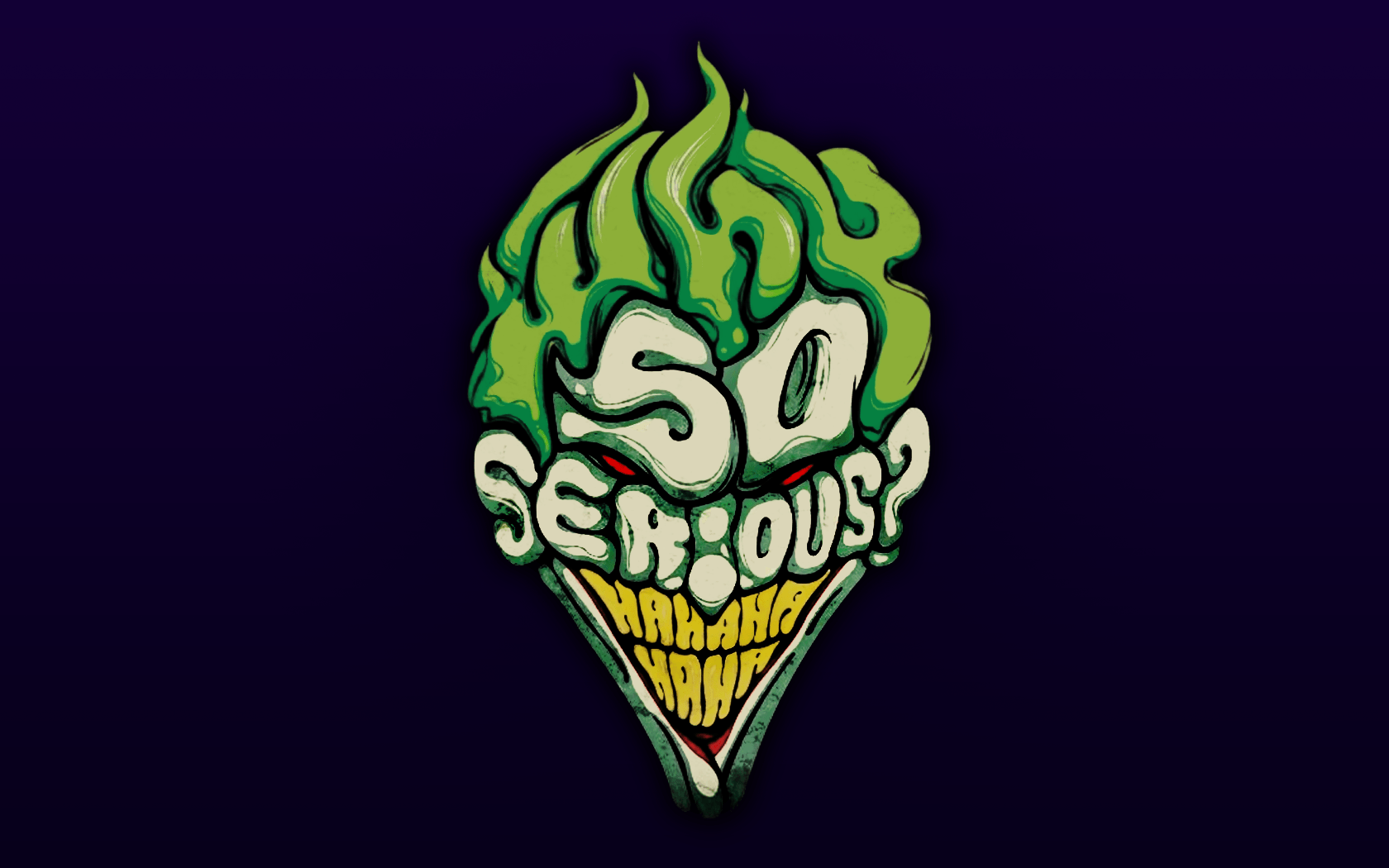 Joker Why So Serious Wallpapers HD 1080p