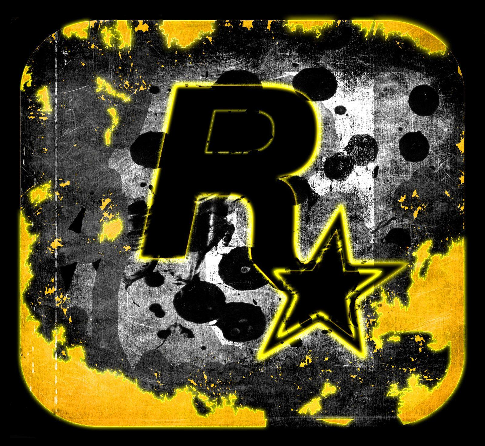 rockstar fox logo wallpapers wallpaper cave